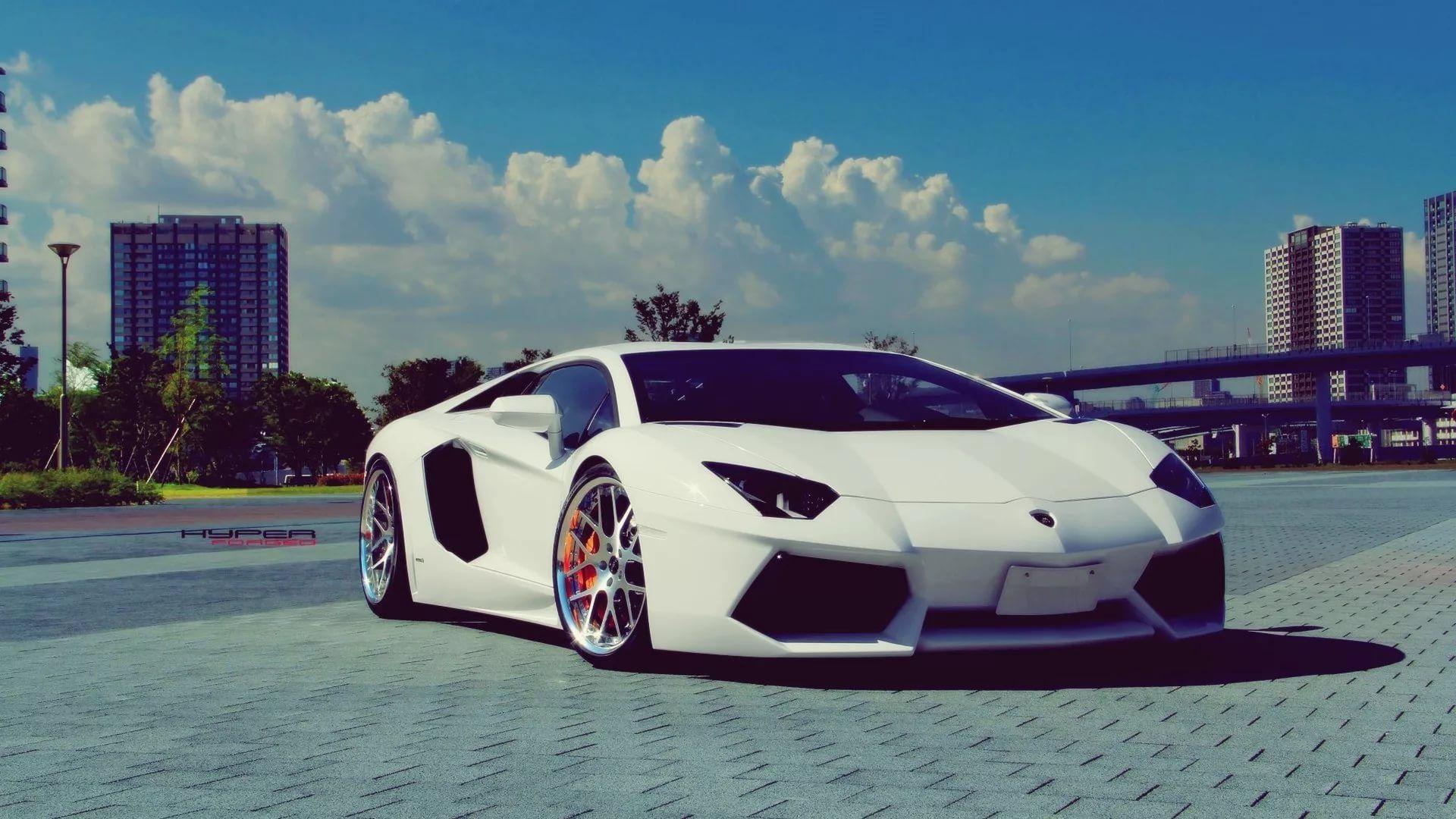Lamborghini Cool Wallpaper