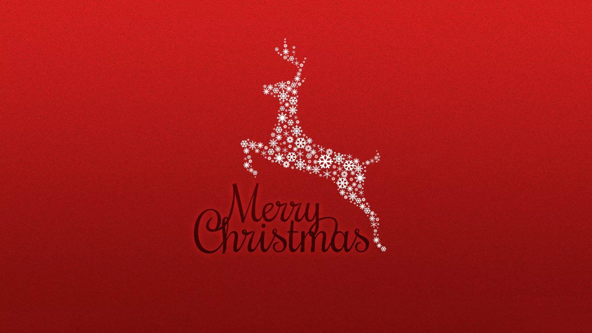 Merry Christmas 1080p Wallpaper