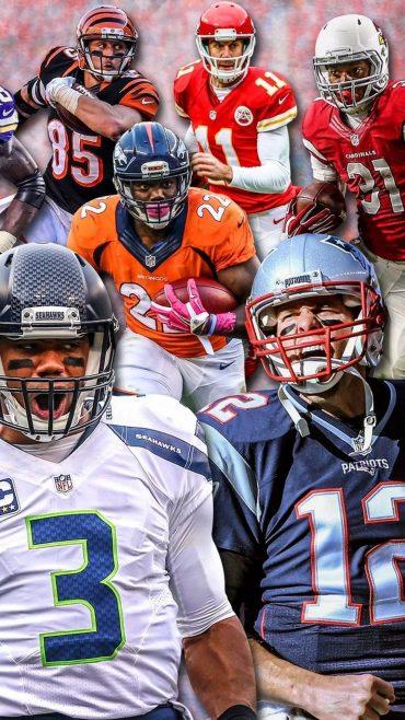 NFL Galaxy Wallpaper