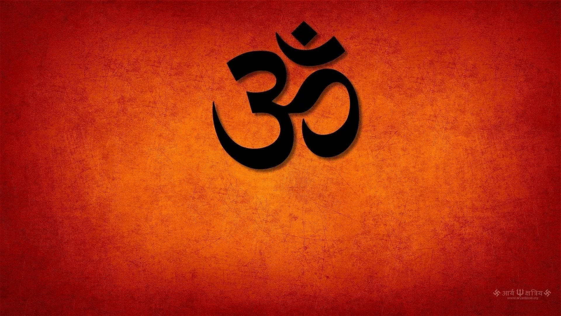 Om screen wallpaper
