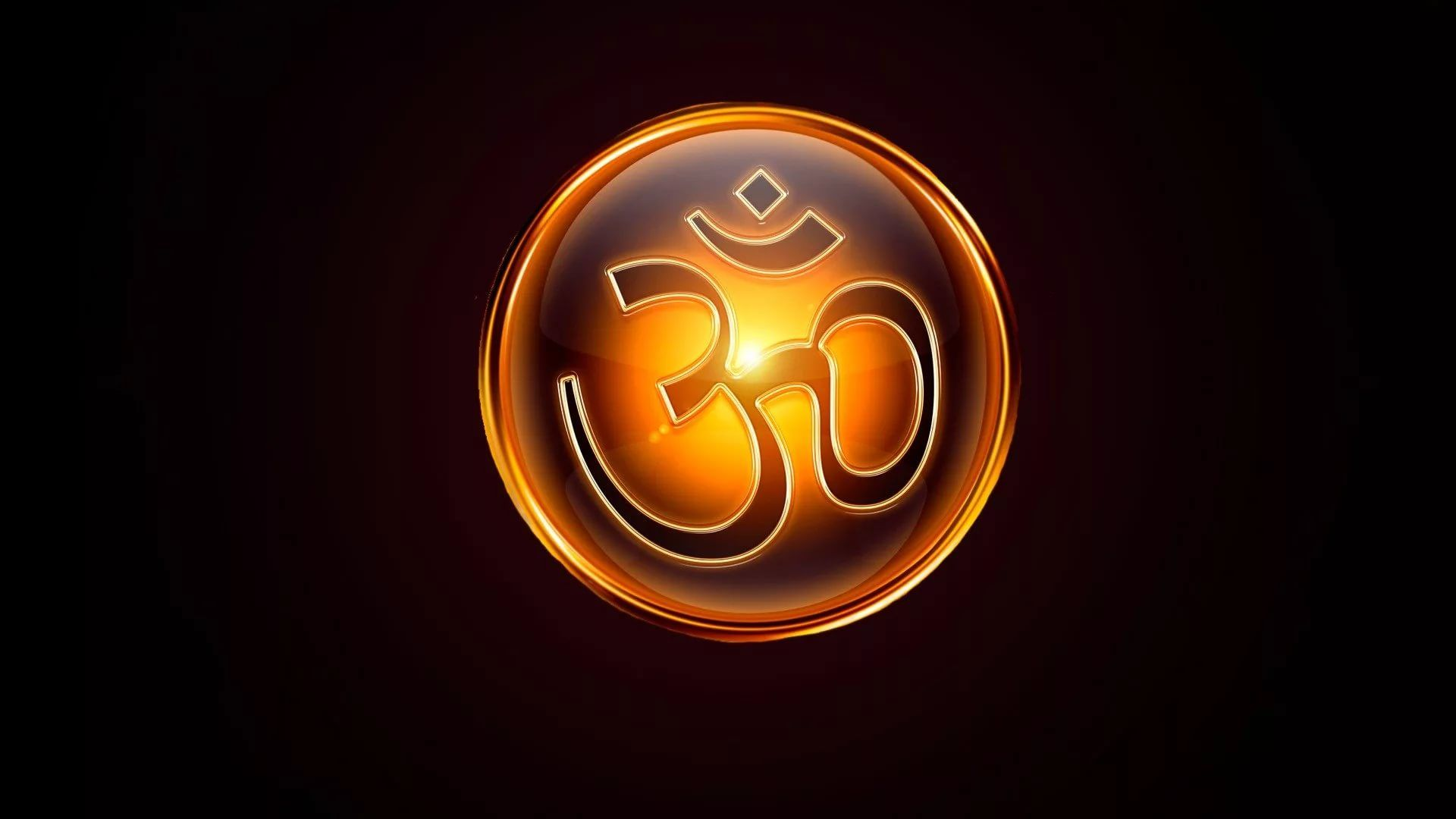 Om beautiful wallpaper