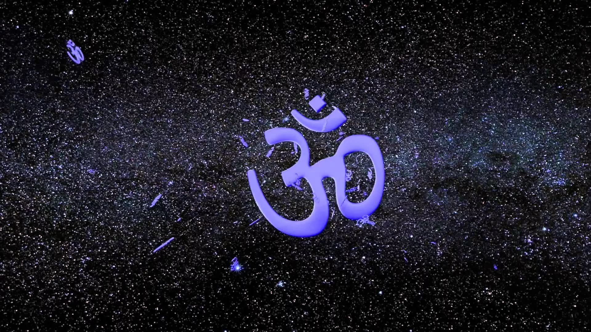 Om Wallpaper Theme