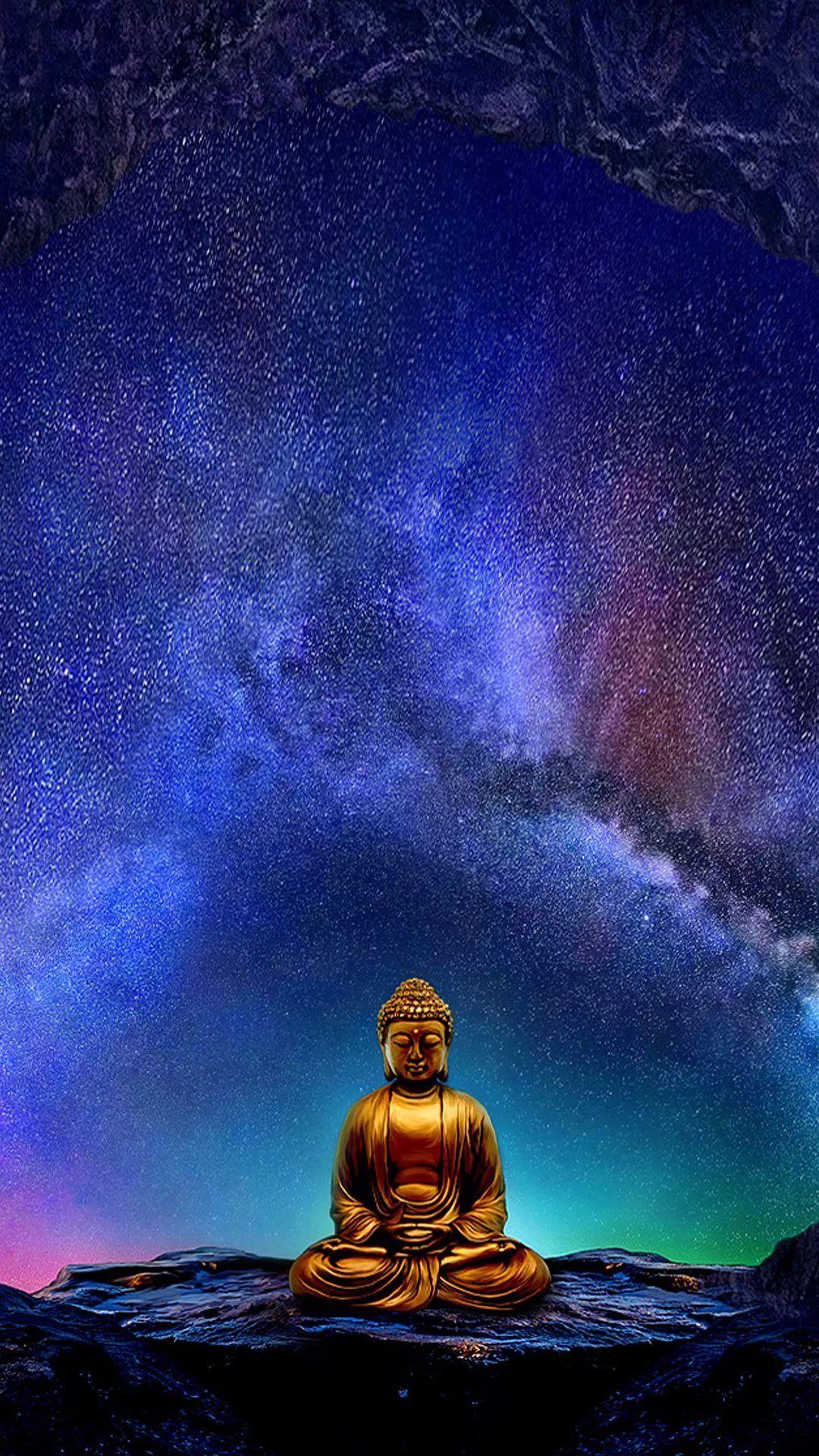 Om Mantra home screen wallpaper