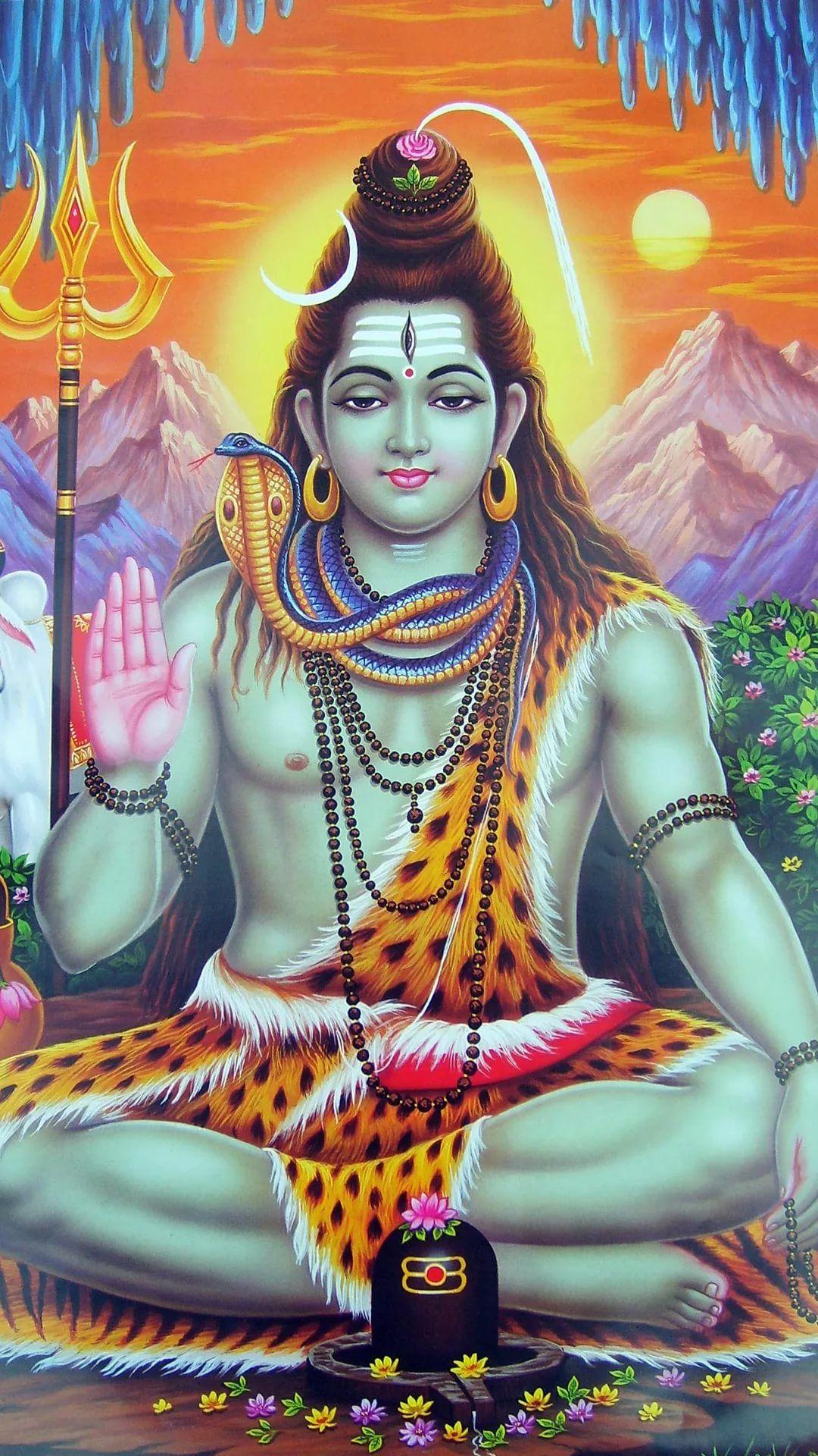 Om Mantra wallpaper 1080x1920