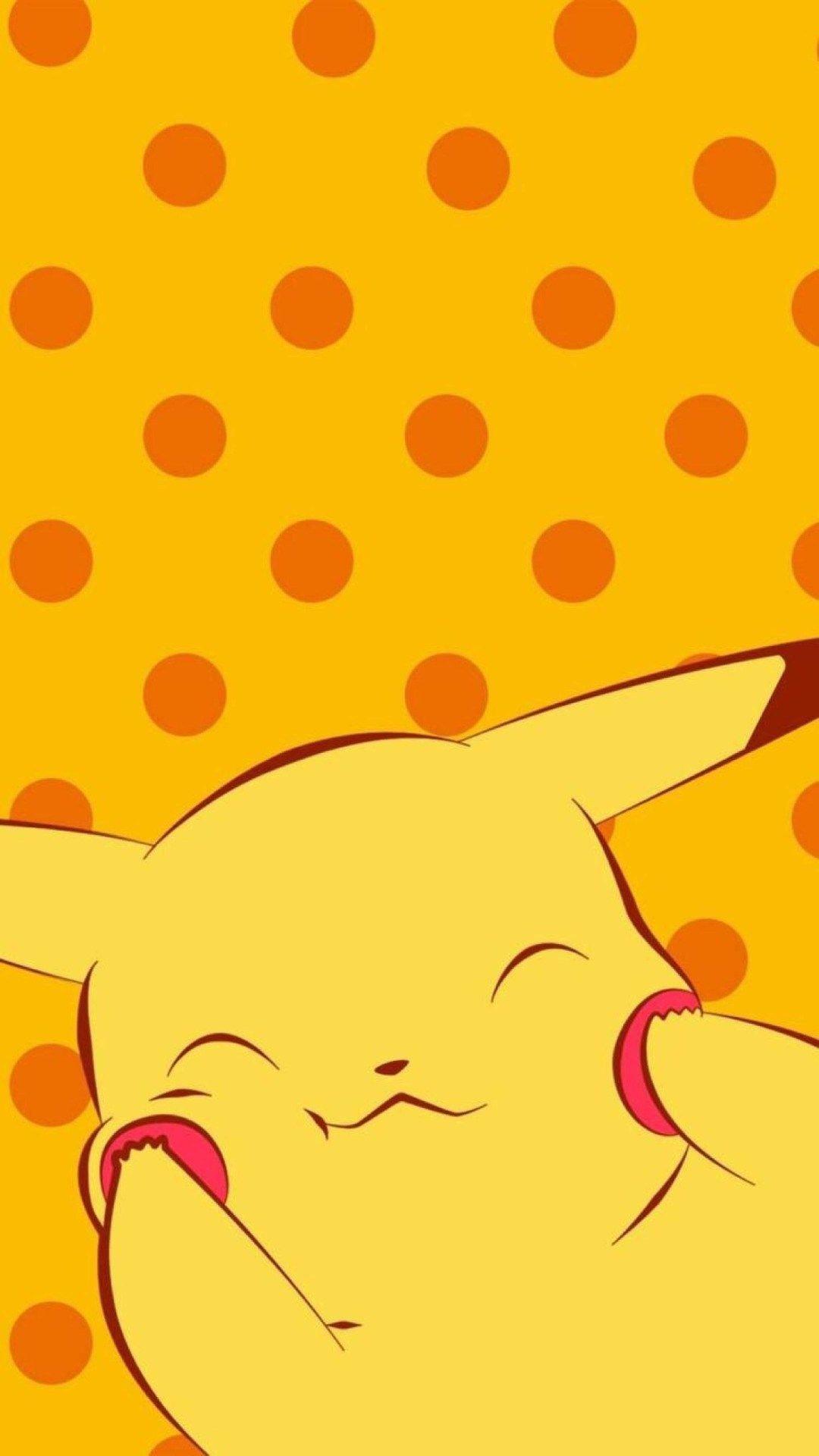 Pokemon Cool Cool iPhone Wallpaper