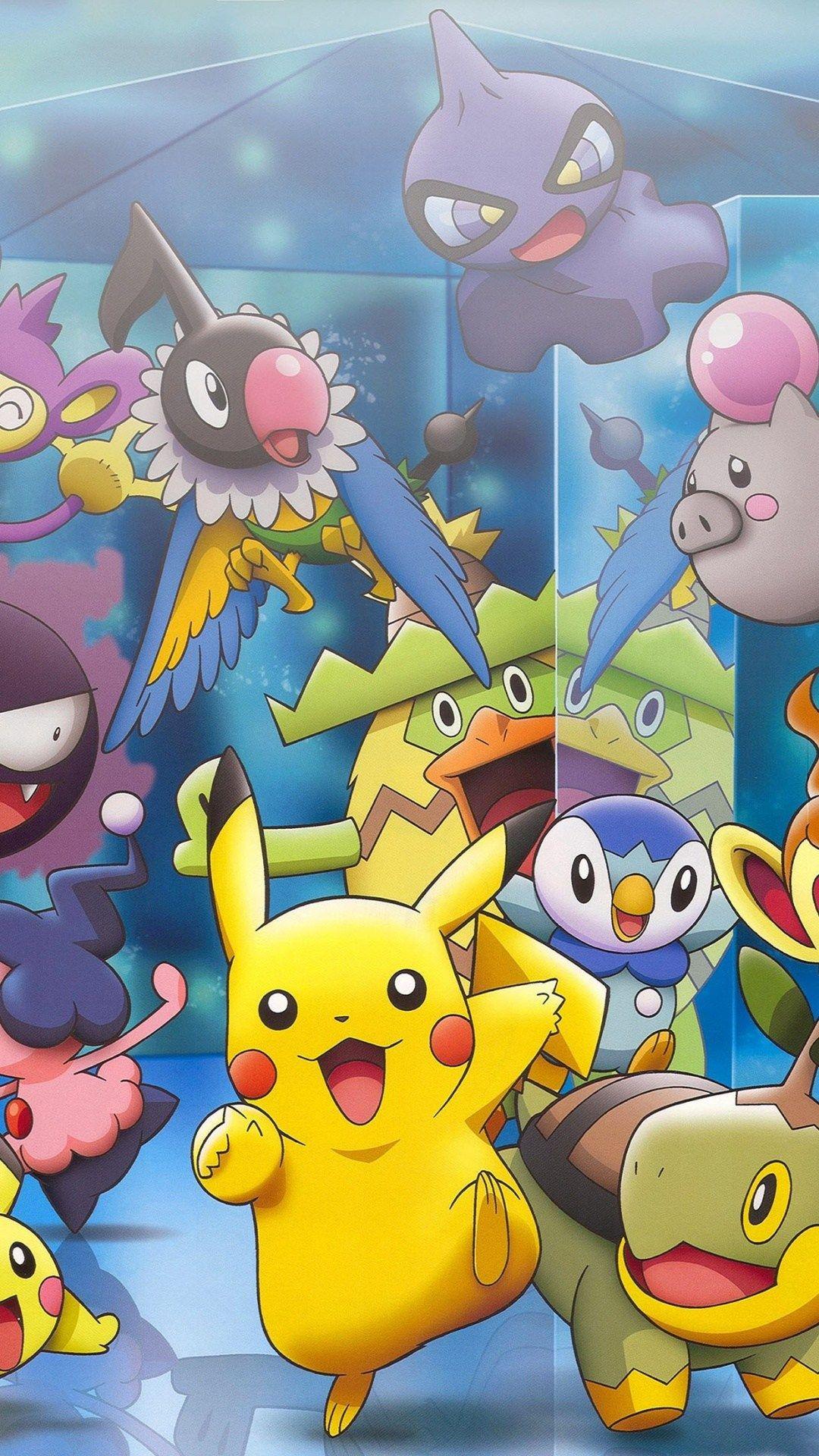 Pokemon Cool Wallpaper for Phone
