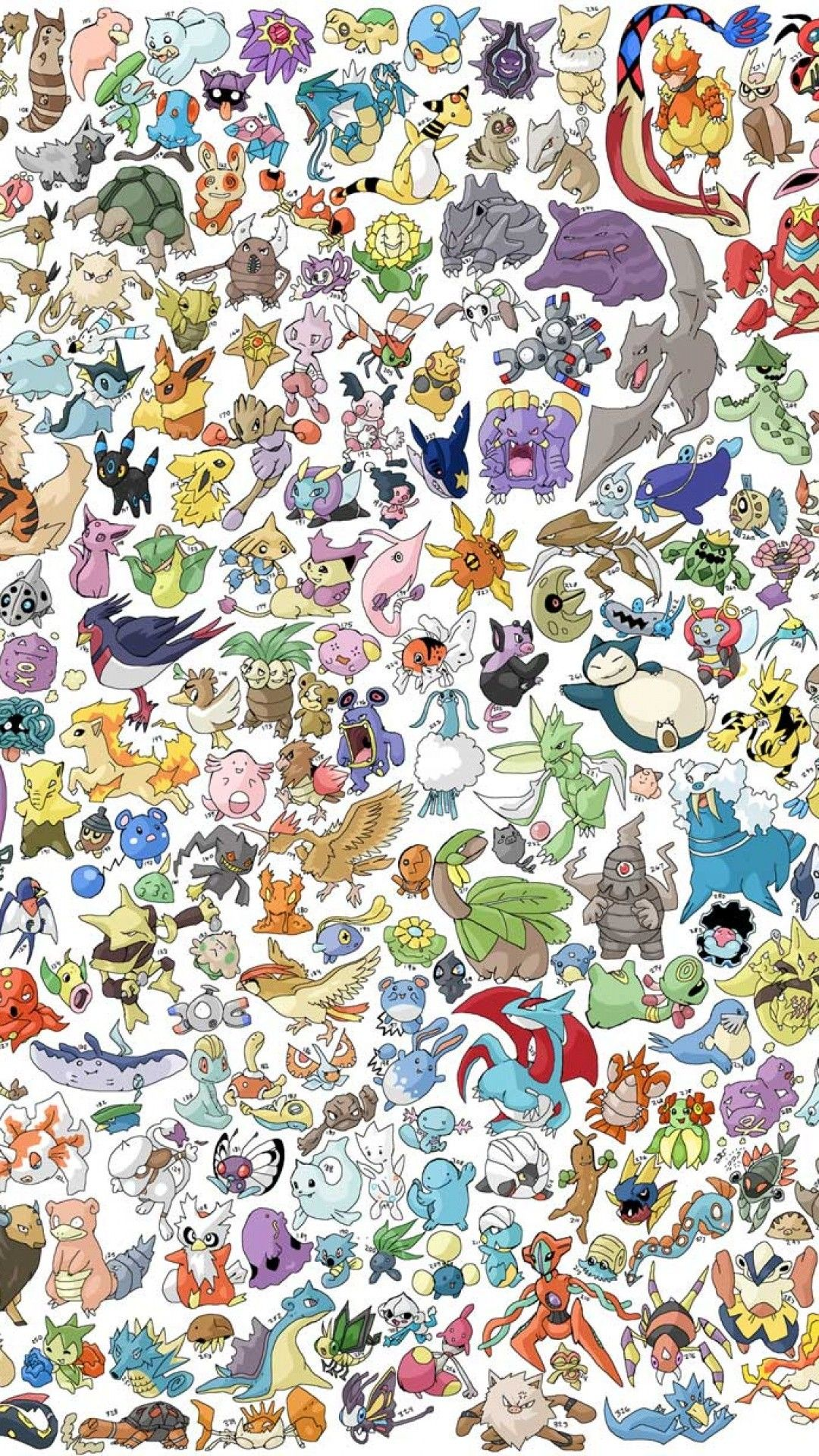 Pokemon Cool iPhone 7 wallpaper hd