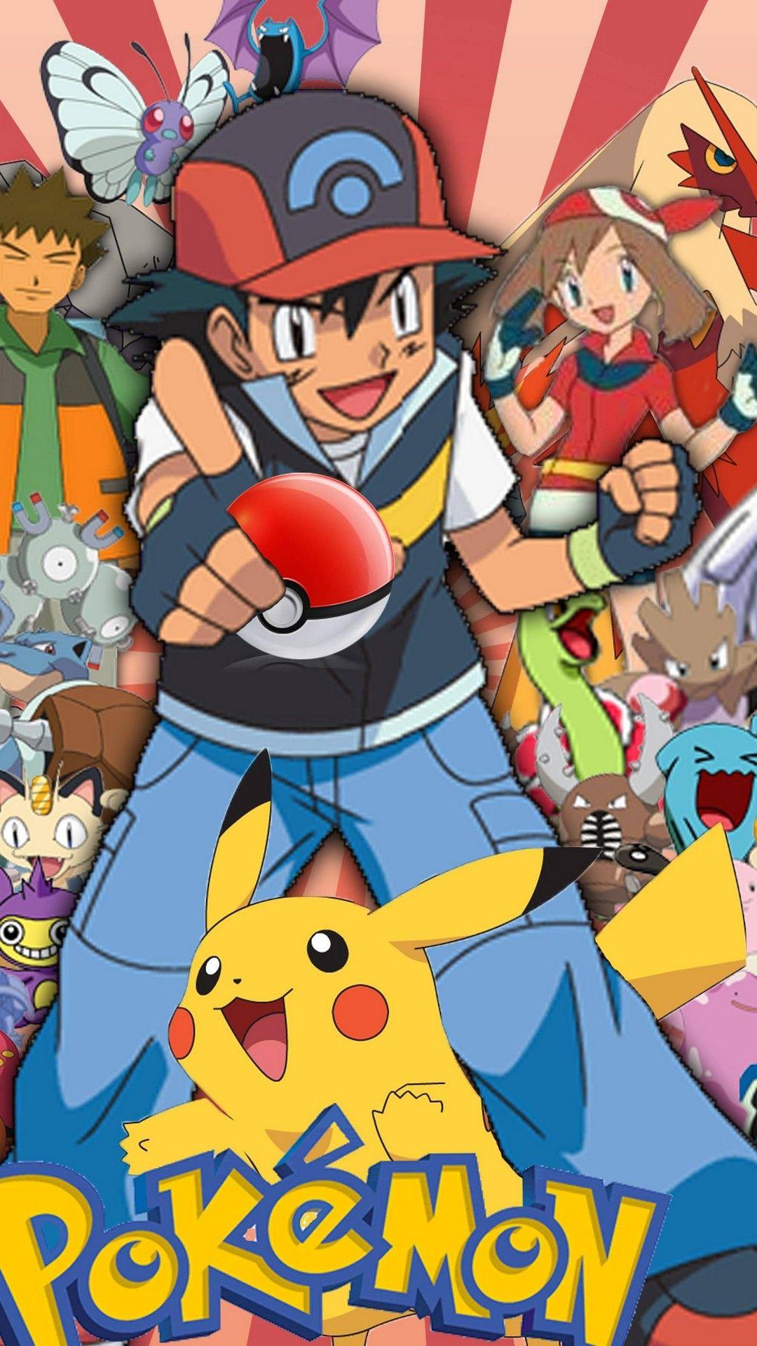Pokemon Cool iPhone Wallpaper HD
