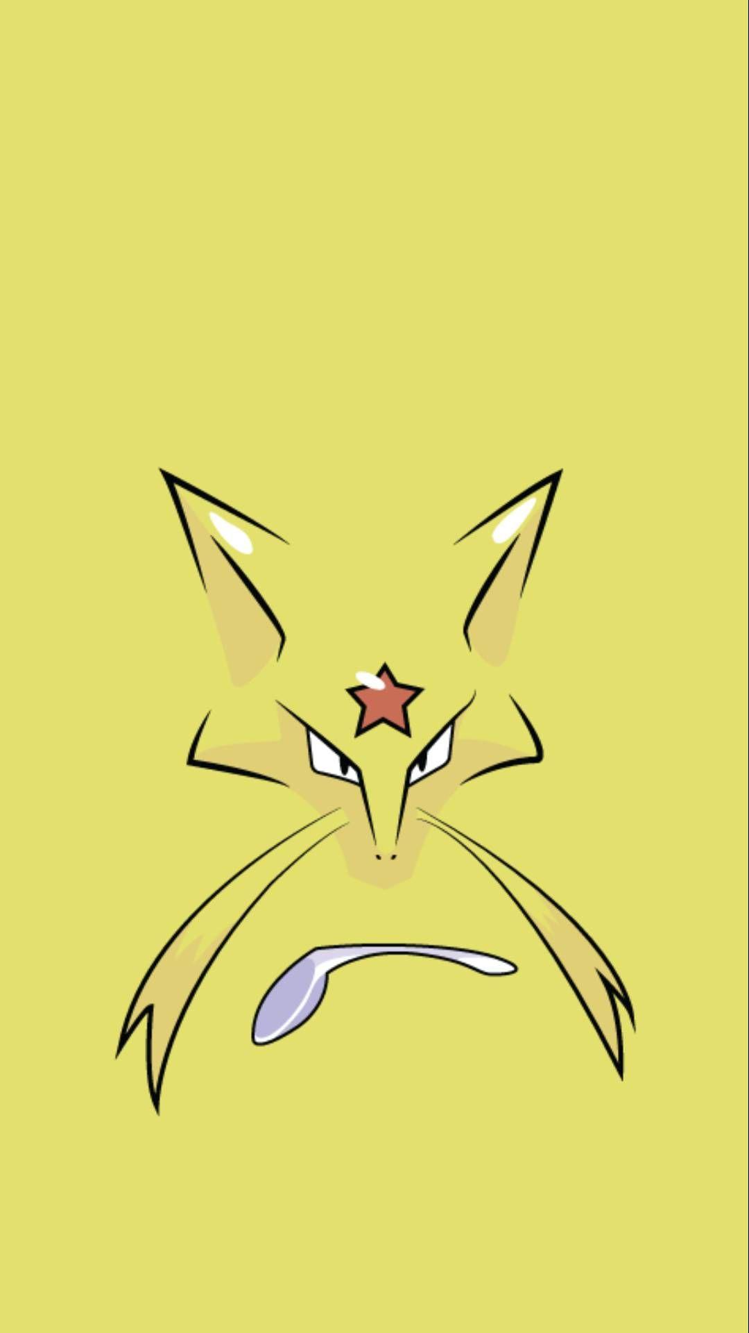 Pokemon Minimalist iPhone x wallpaper