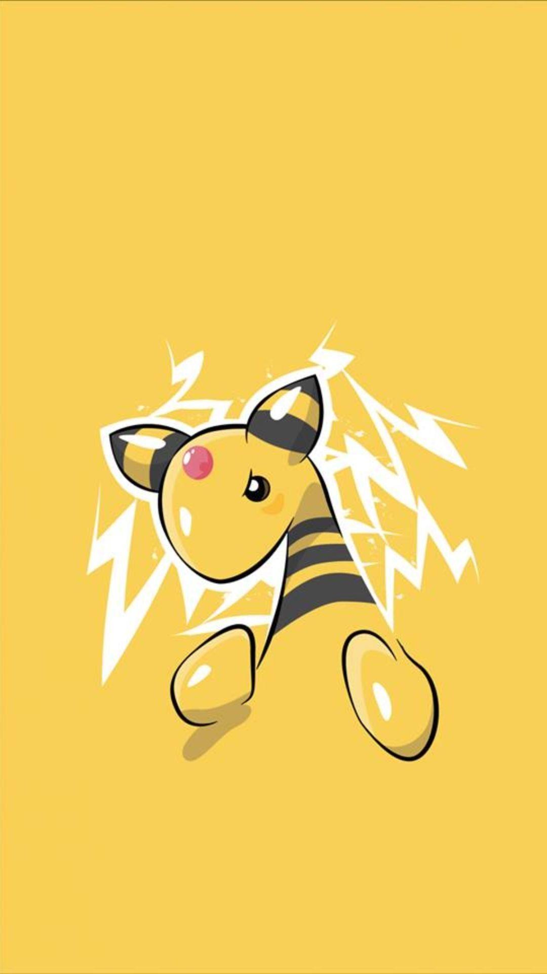 Pokemon Minimalist iPhone xr wallpaper