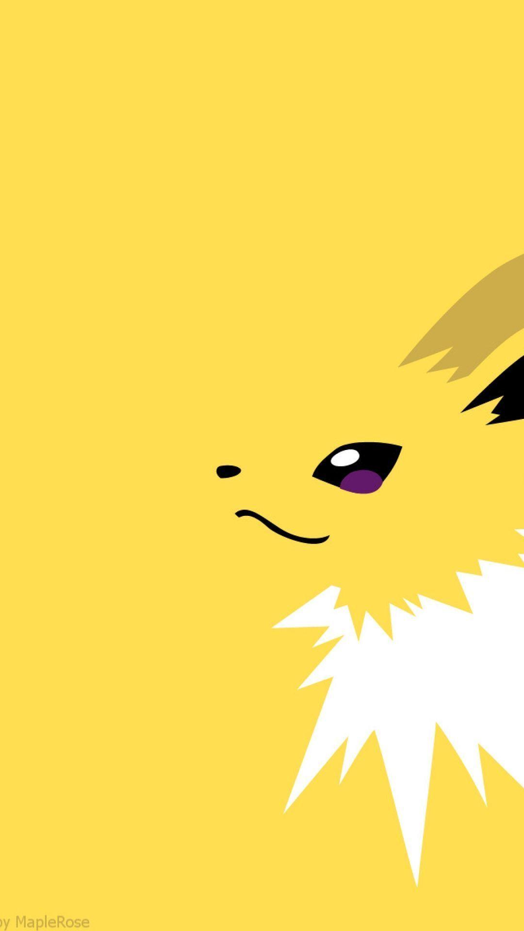 Pokemon Minimalist iPhone 7 wallpaper hd