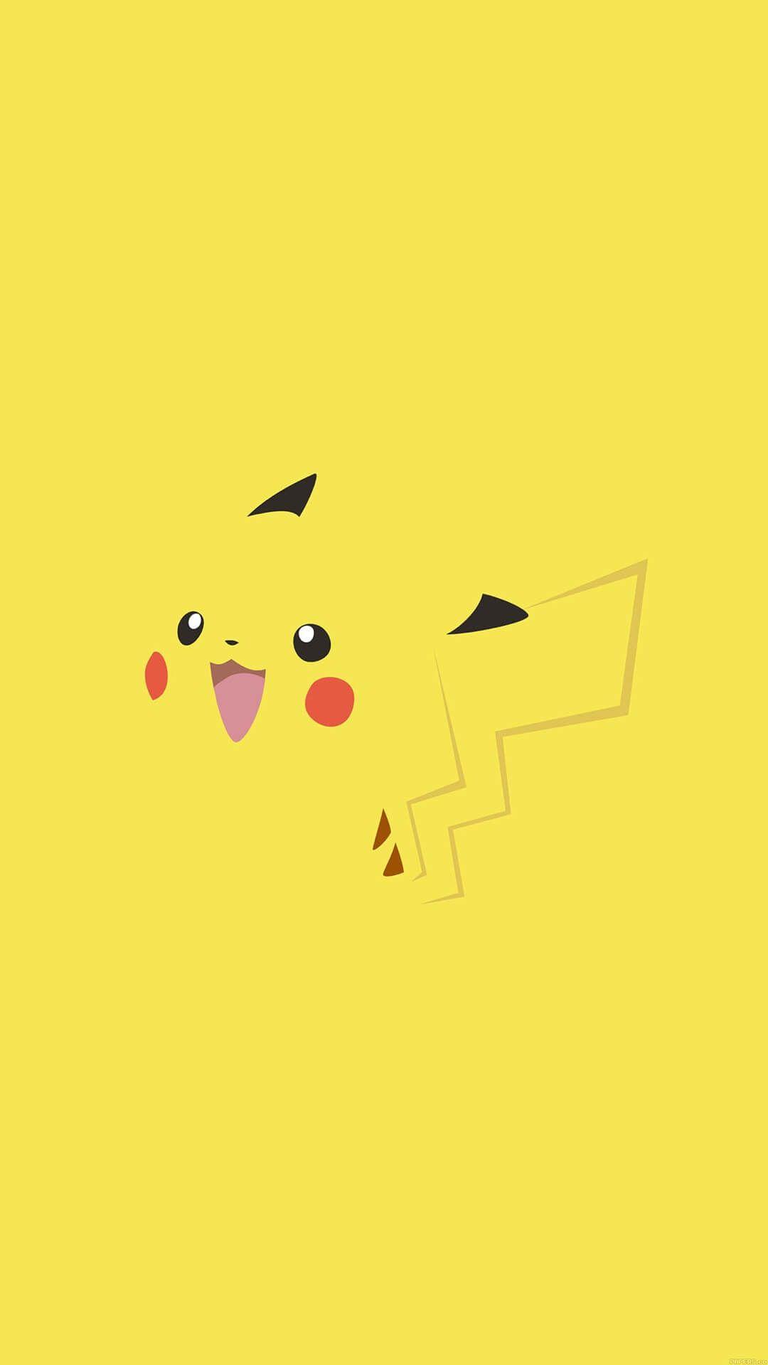 Pokemon Minimalist hd wallpaper for iPhone 7