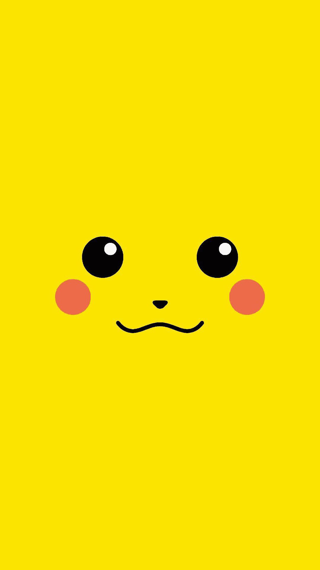 Pokemon Minimalist wallpaper for mobile