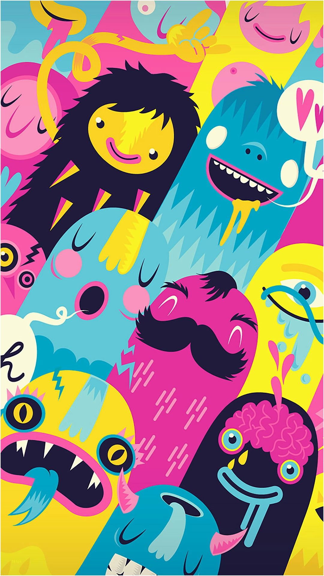 Positive cool phone wallpaper
