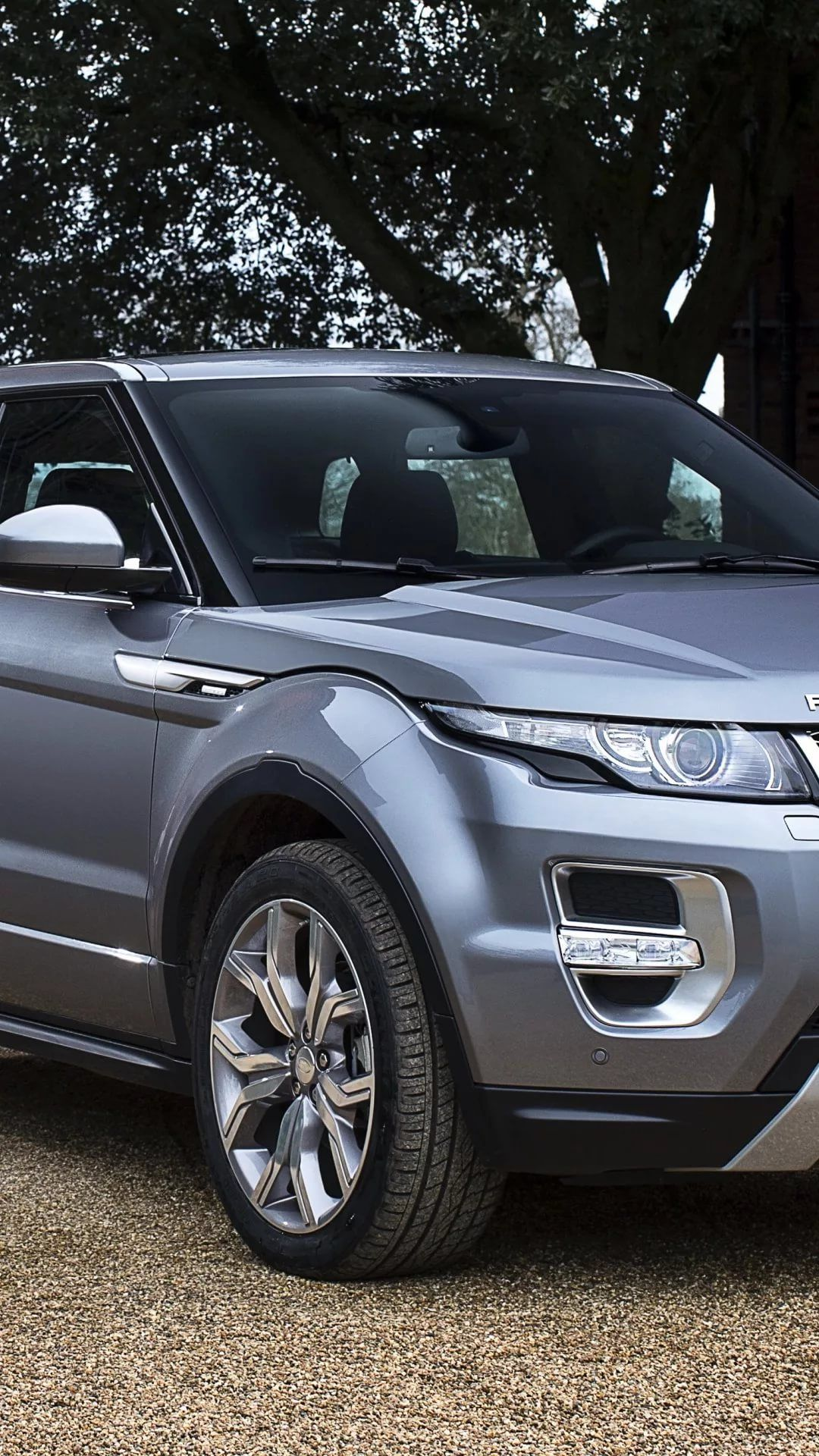 Range Rover HD wallpaper for mobile