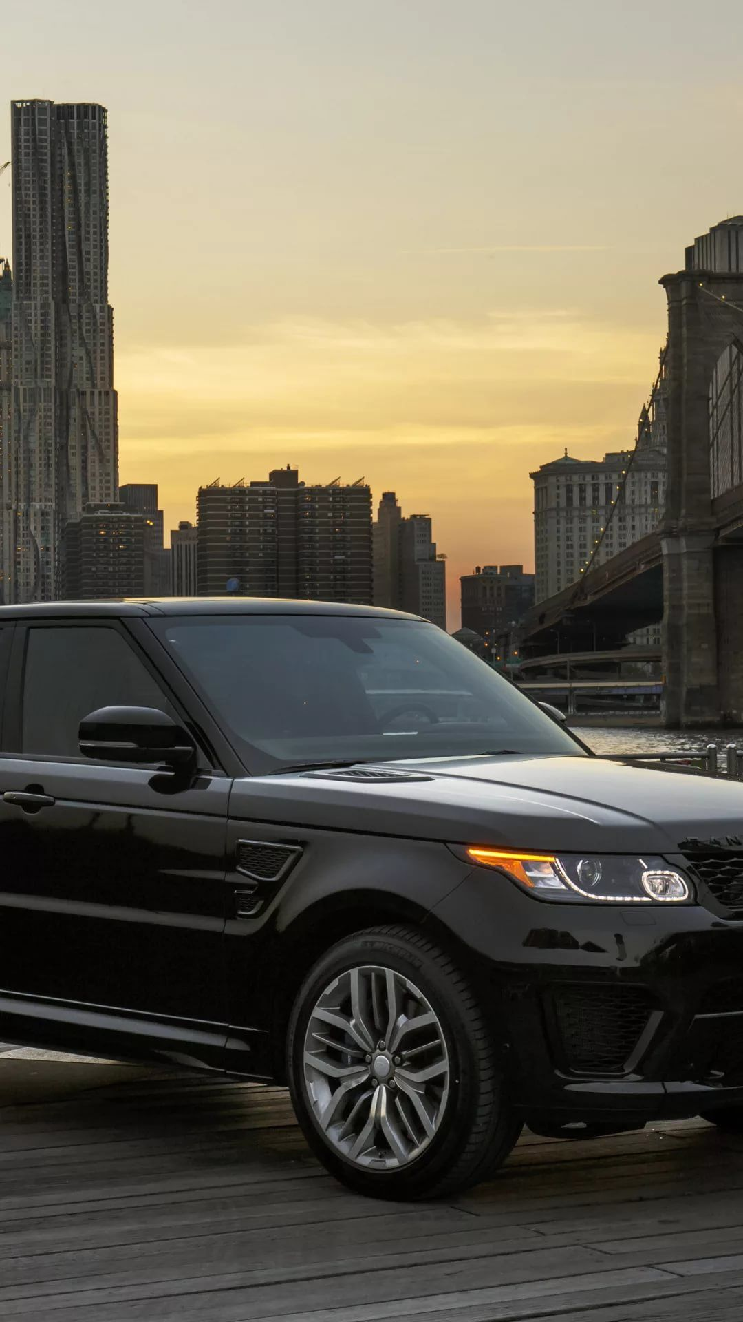 Range Rover Samsung Galaxy s8 wallpaper