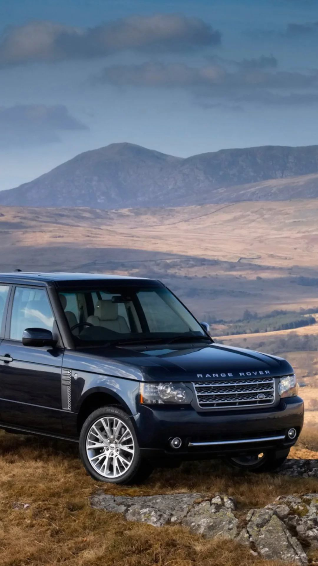 Range Rover cool phone wallpaper