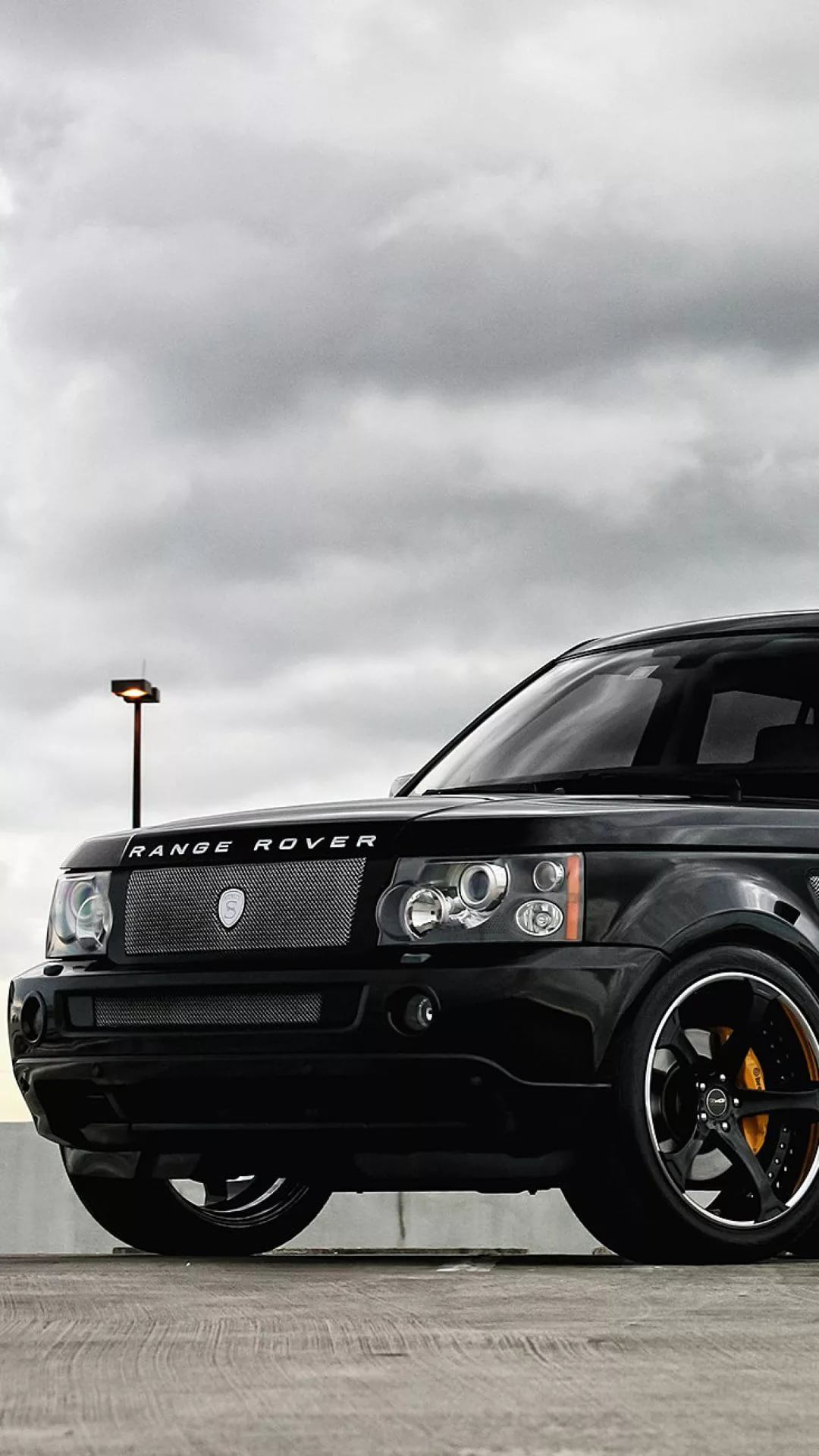 Range Rover wallpaper for mobile