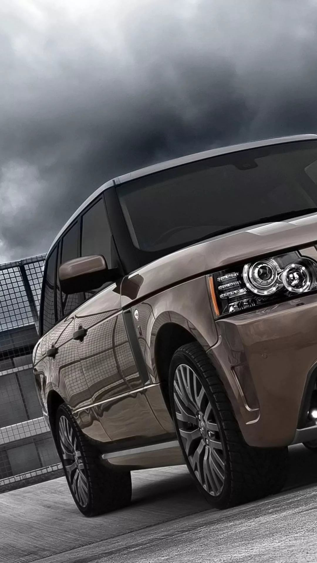 Range Rover iPhone 7 plus wallpaper