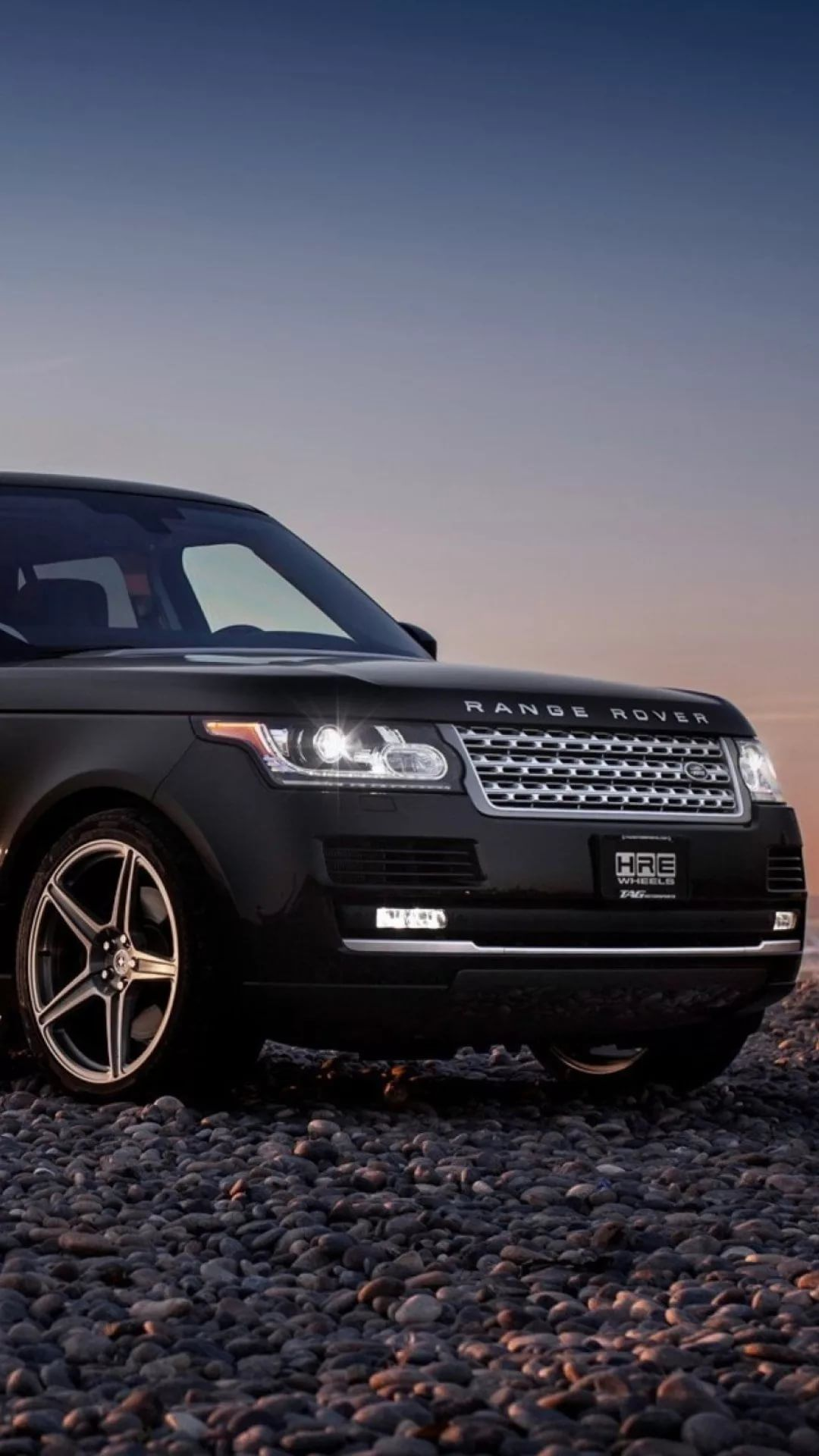 Range Rover iOS 9 wallpaper