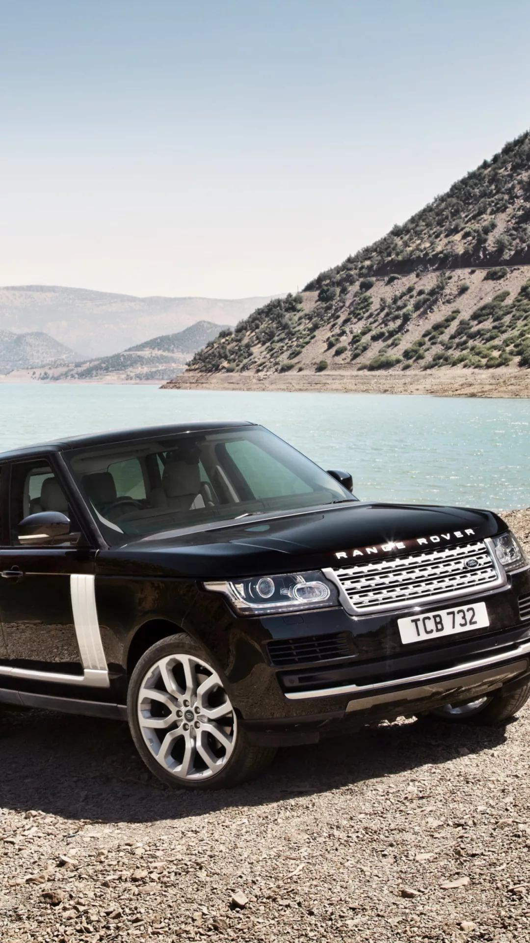 Range Rover iPhone 6 Wallpaper