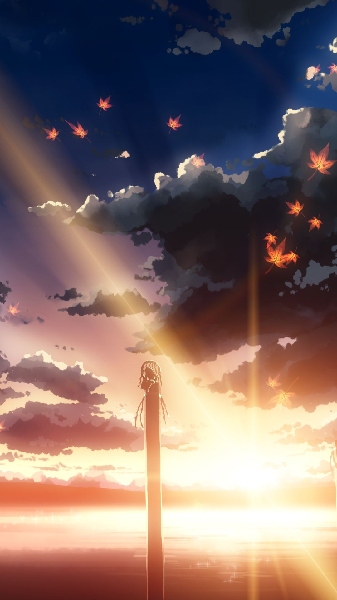 Sad Anime iPhone 6 wallpaper hd