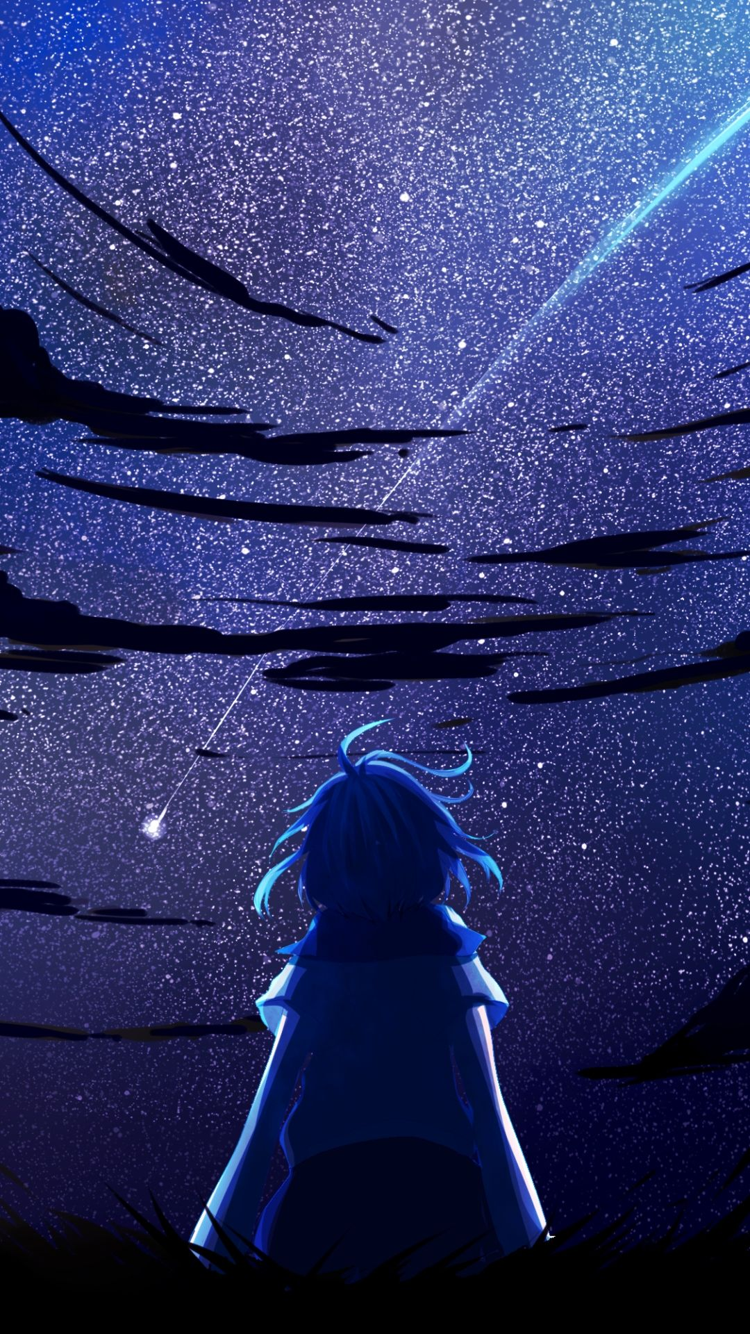 Sad Anime iPhone Wallpapers (43 images) - WallpaperBoat