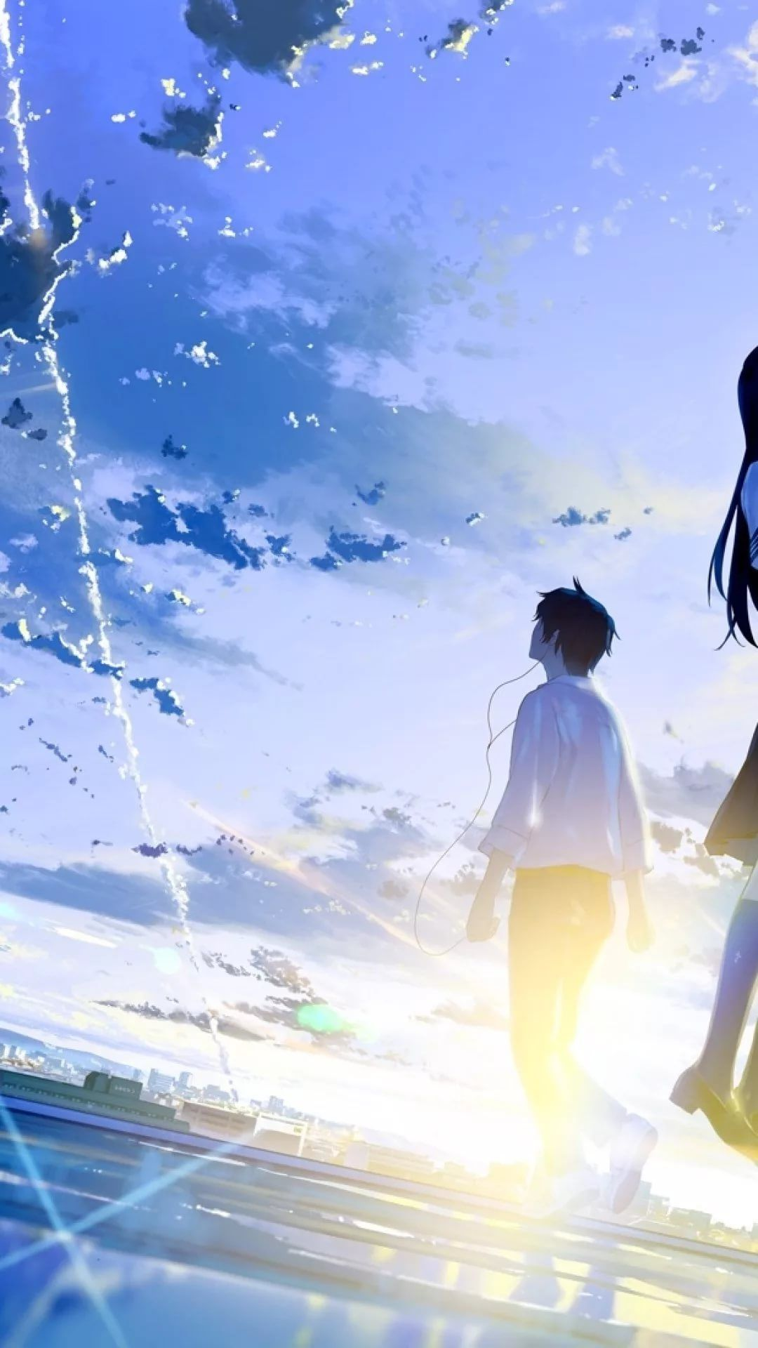 Sad Anime Apple wallpaper HD