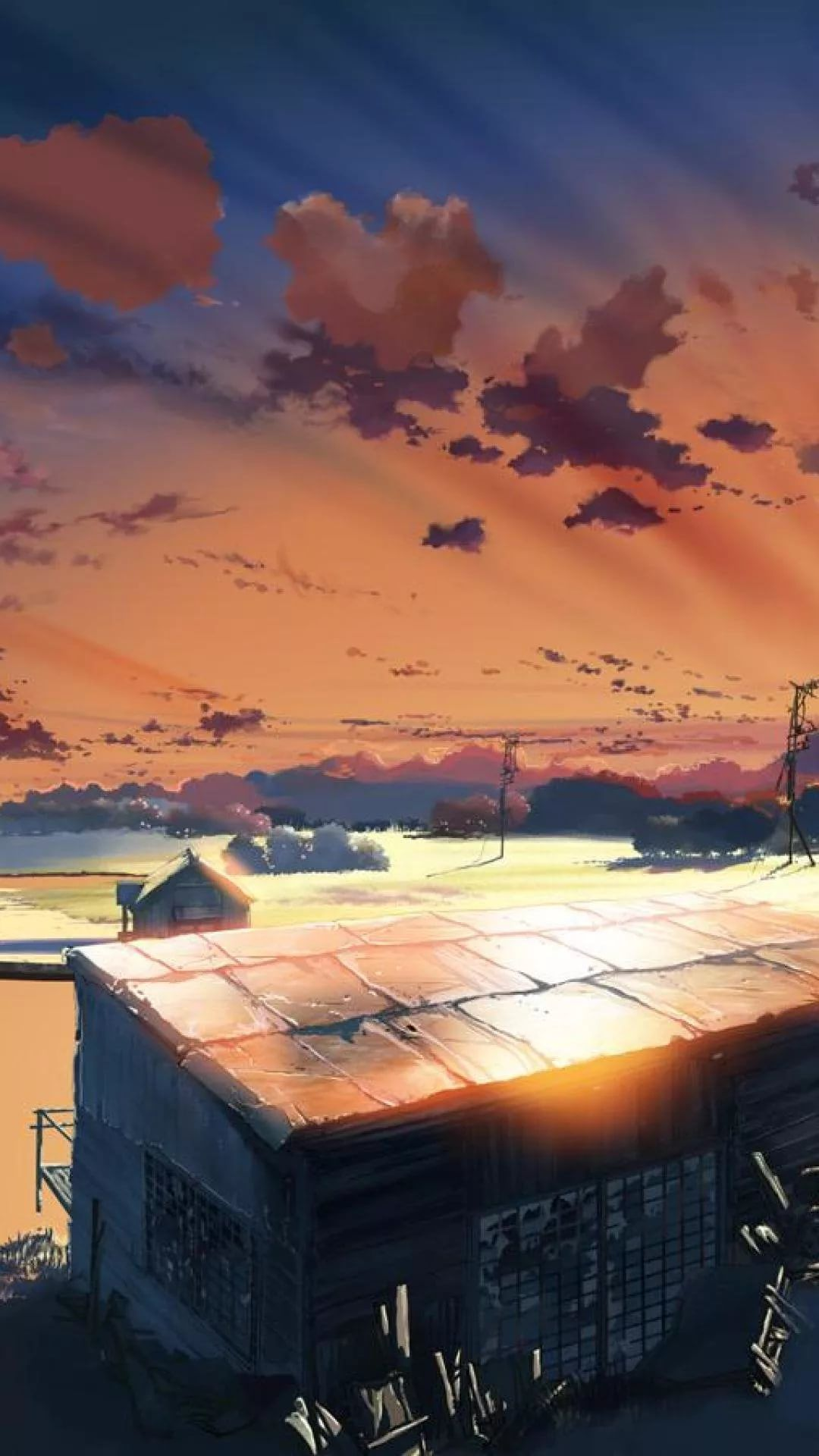 Sad Anime live wallpaper iPhone