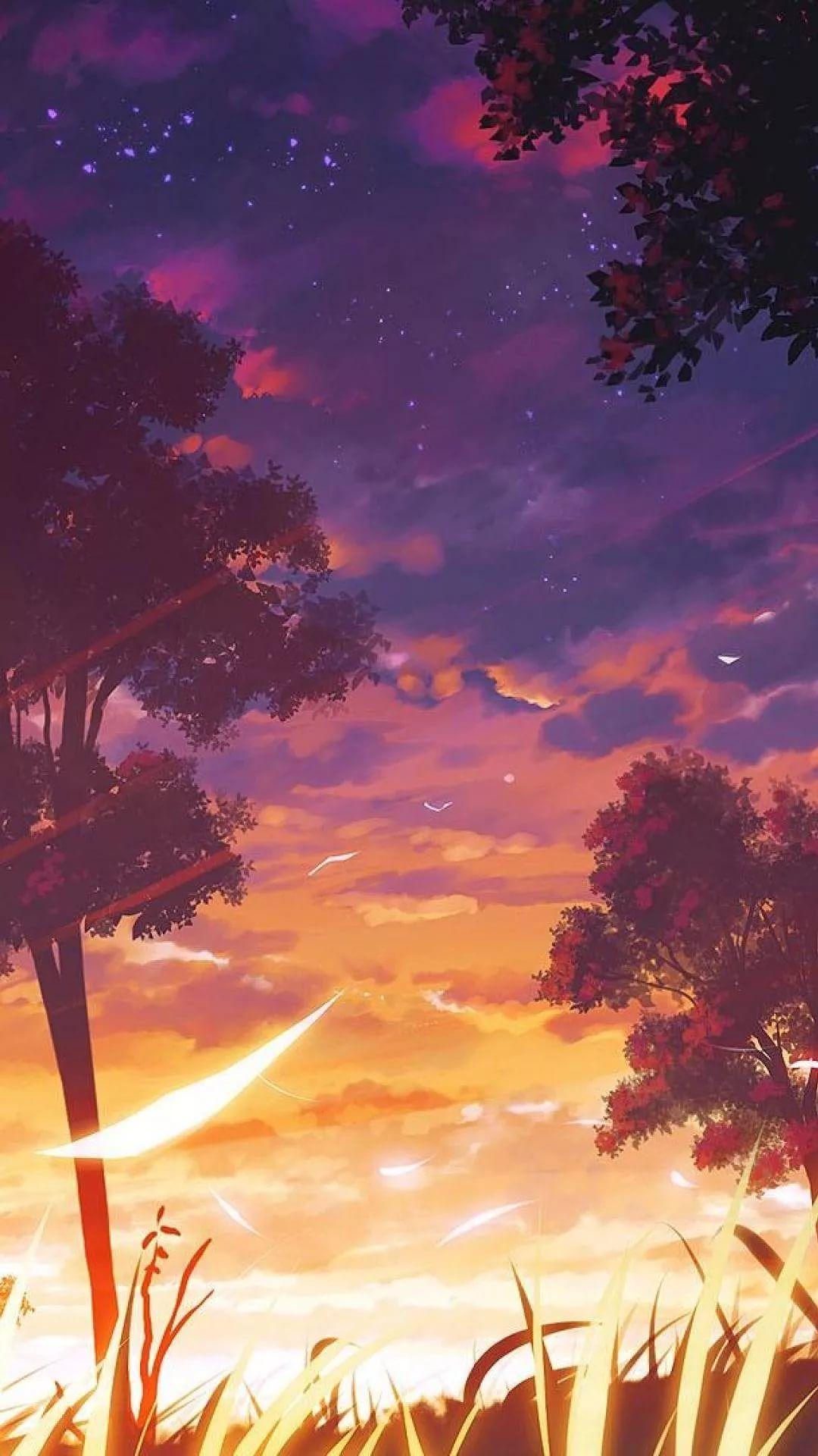 Sad Anime wallpaper for my phone