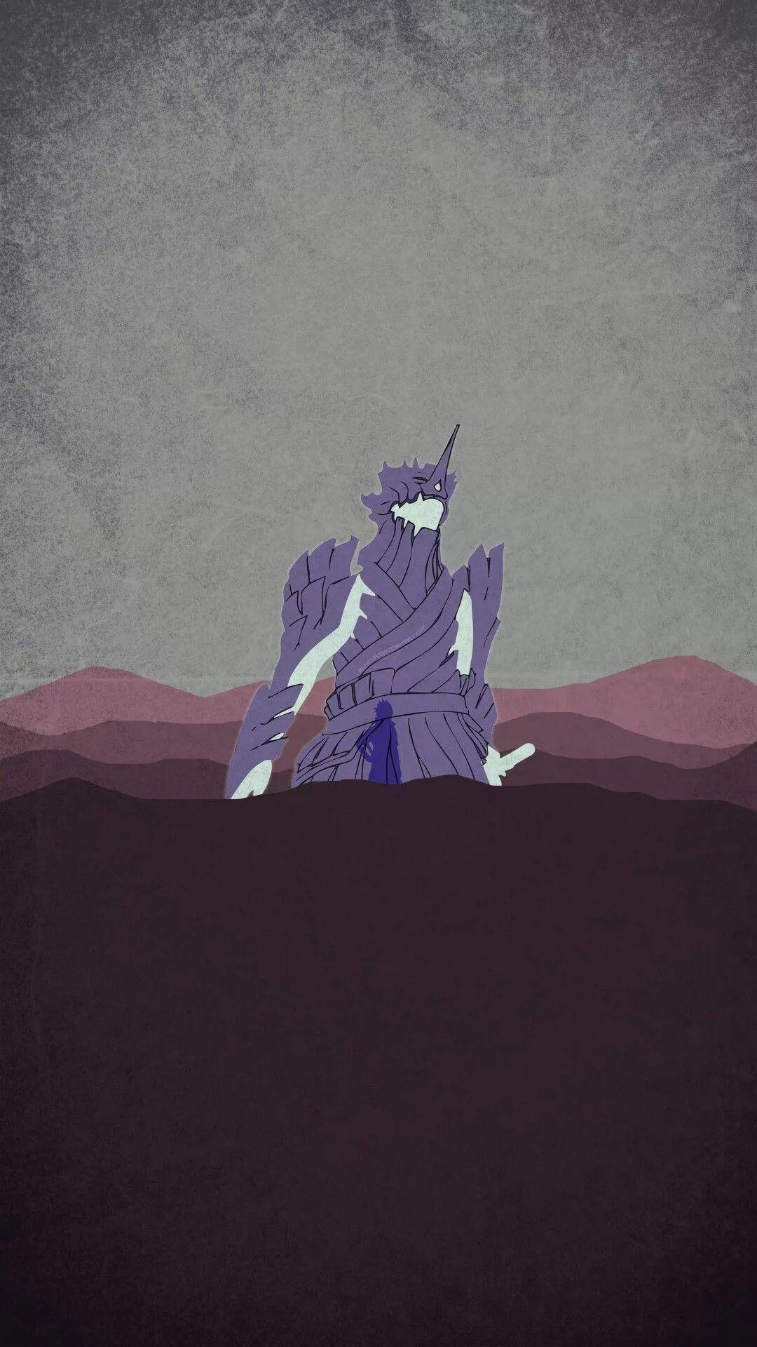 Sasuke iPhone xr wallpaper