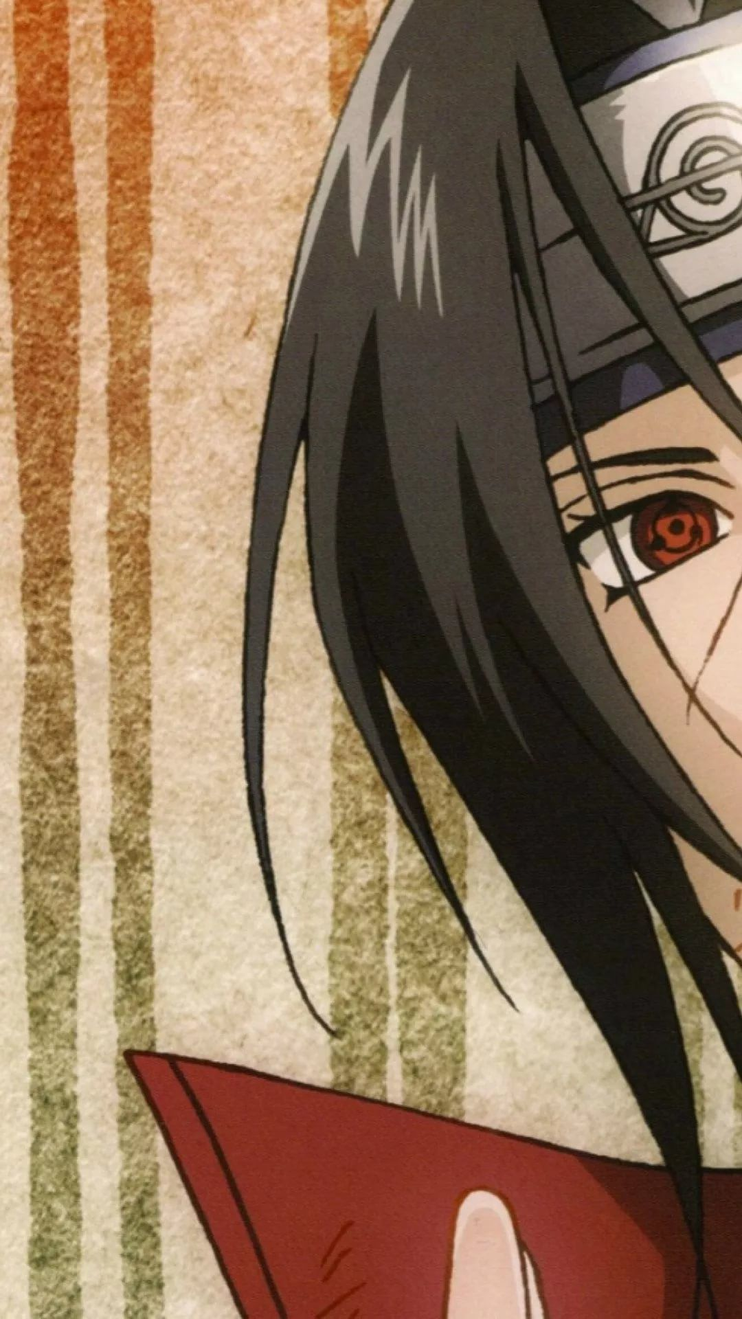Sasuke Apple wallpaper
