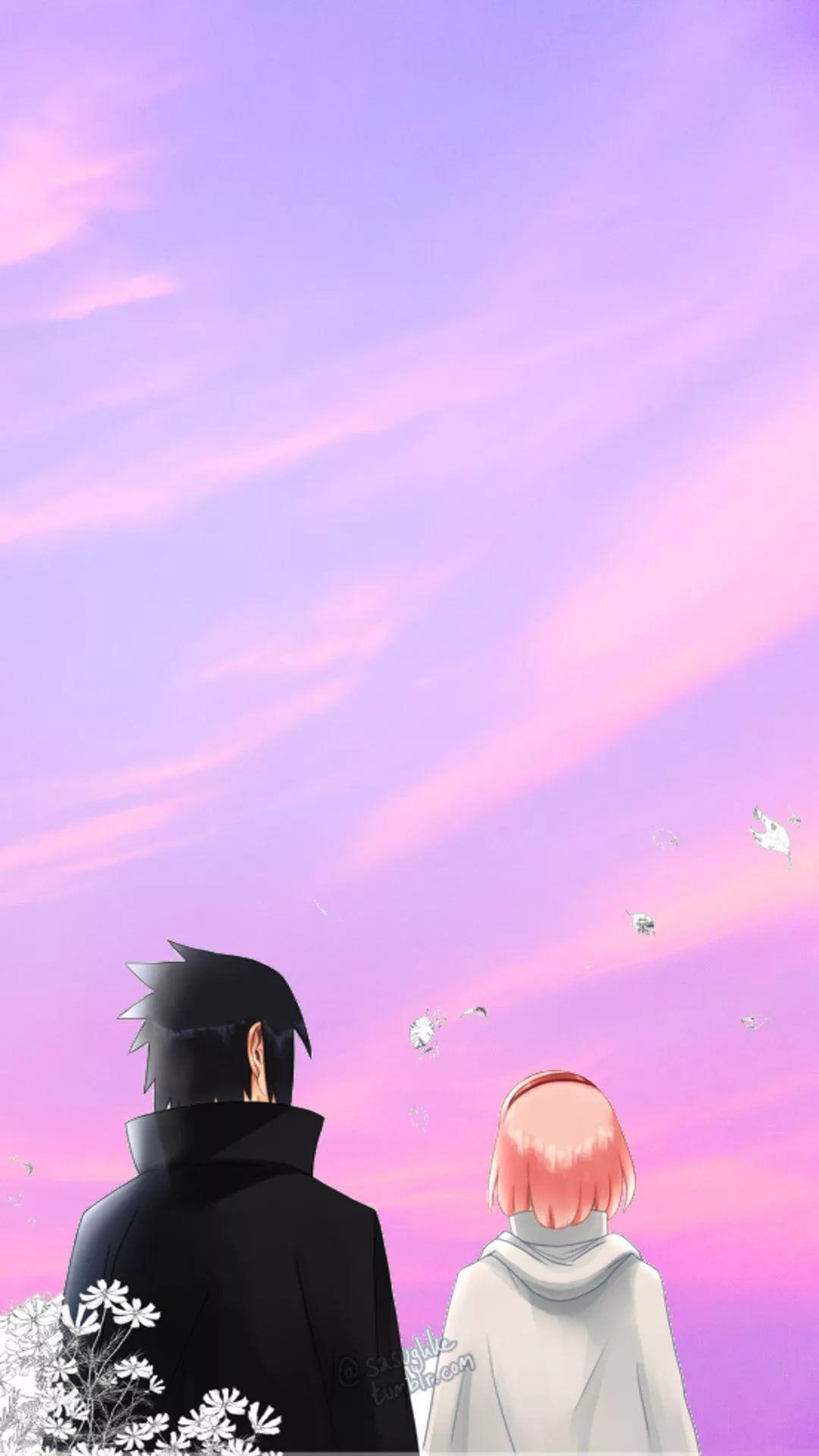 Sasuke Samsung Galaxy s8 wallpaper
