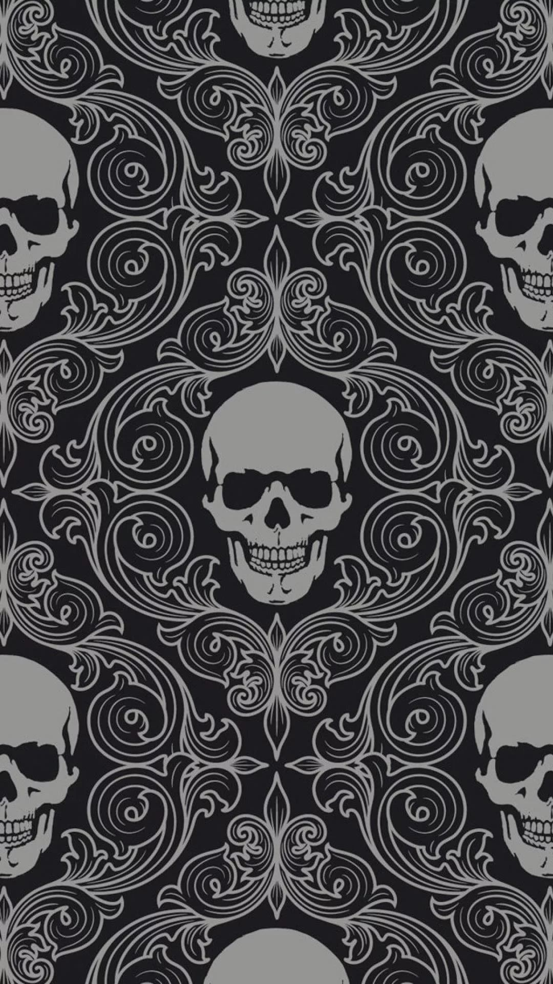 Skeleton iPhone 6s plus wallpaper