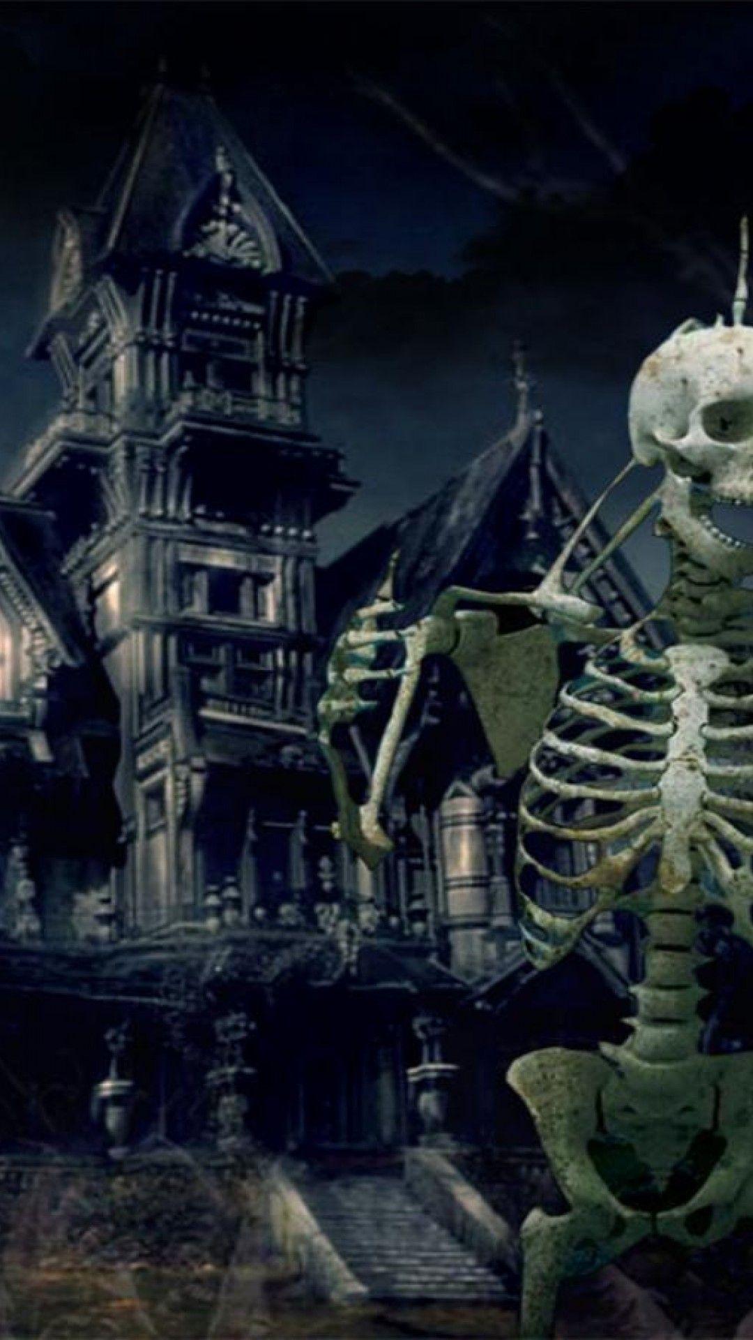 Skeleton wallpaper 1080x1920