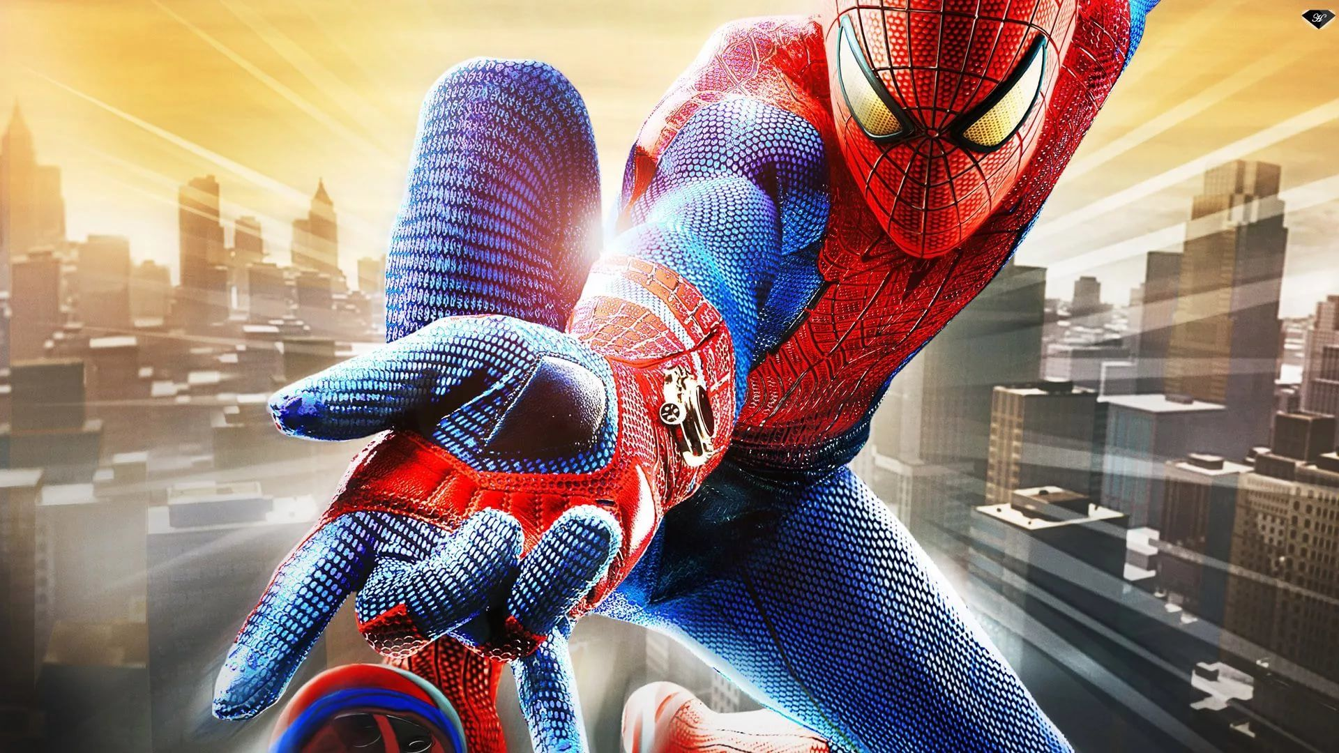 Spiderman Wallpaper Hd 1080p 25 Images Wallpaperboat