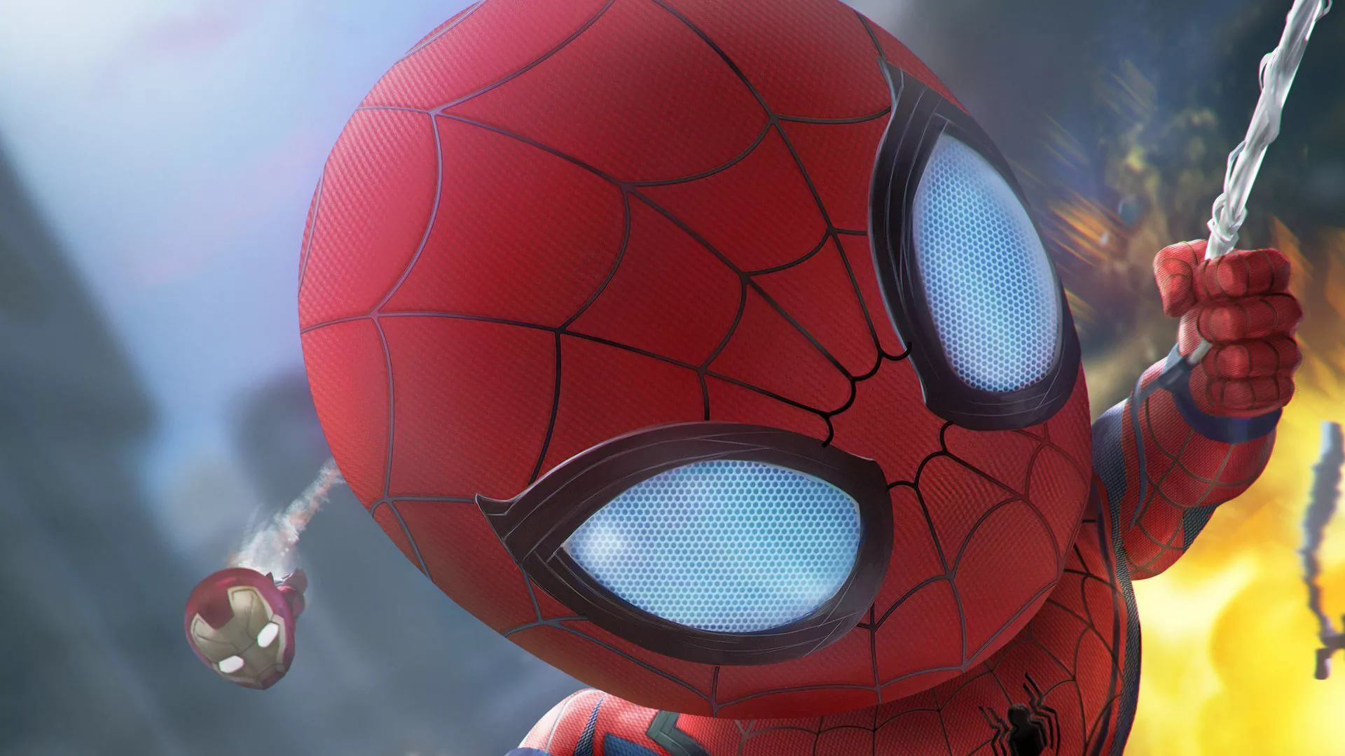 Spiderman download free wallpapers for pc in hd