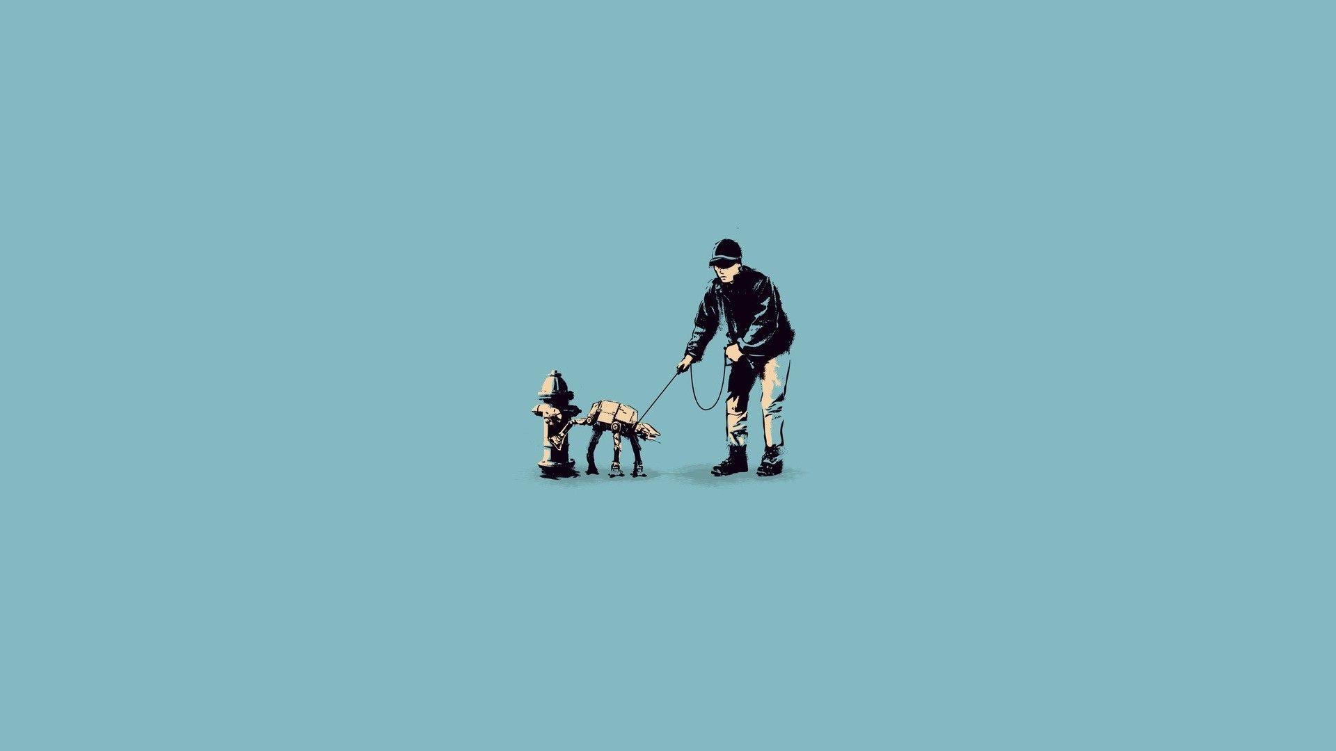 Star Wars Minimalist beautiful wallpaper