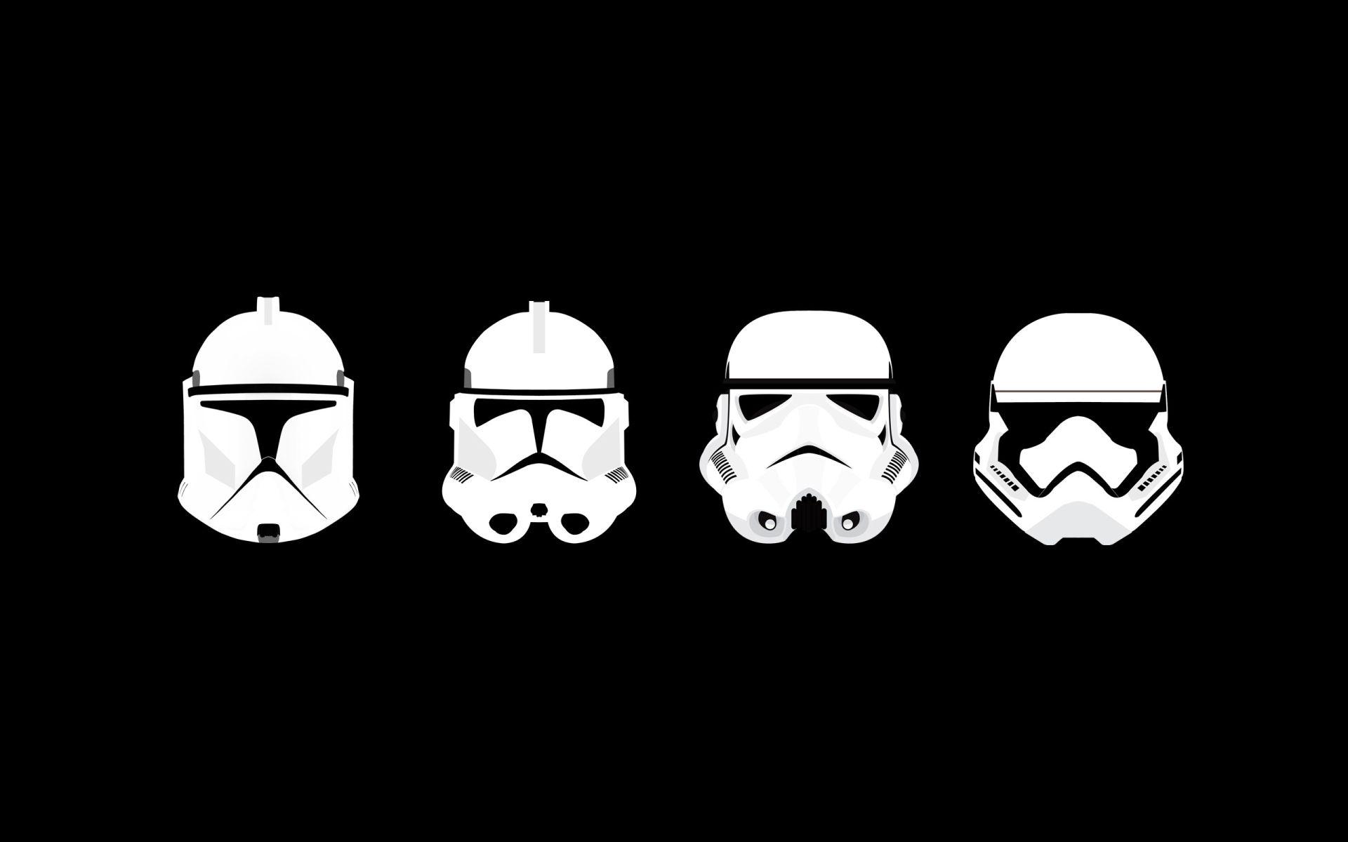 Star Wars Minimalist wallpaper photo hd