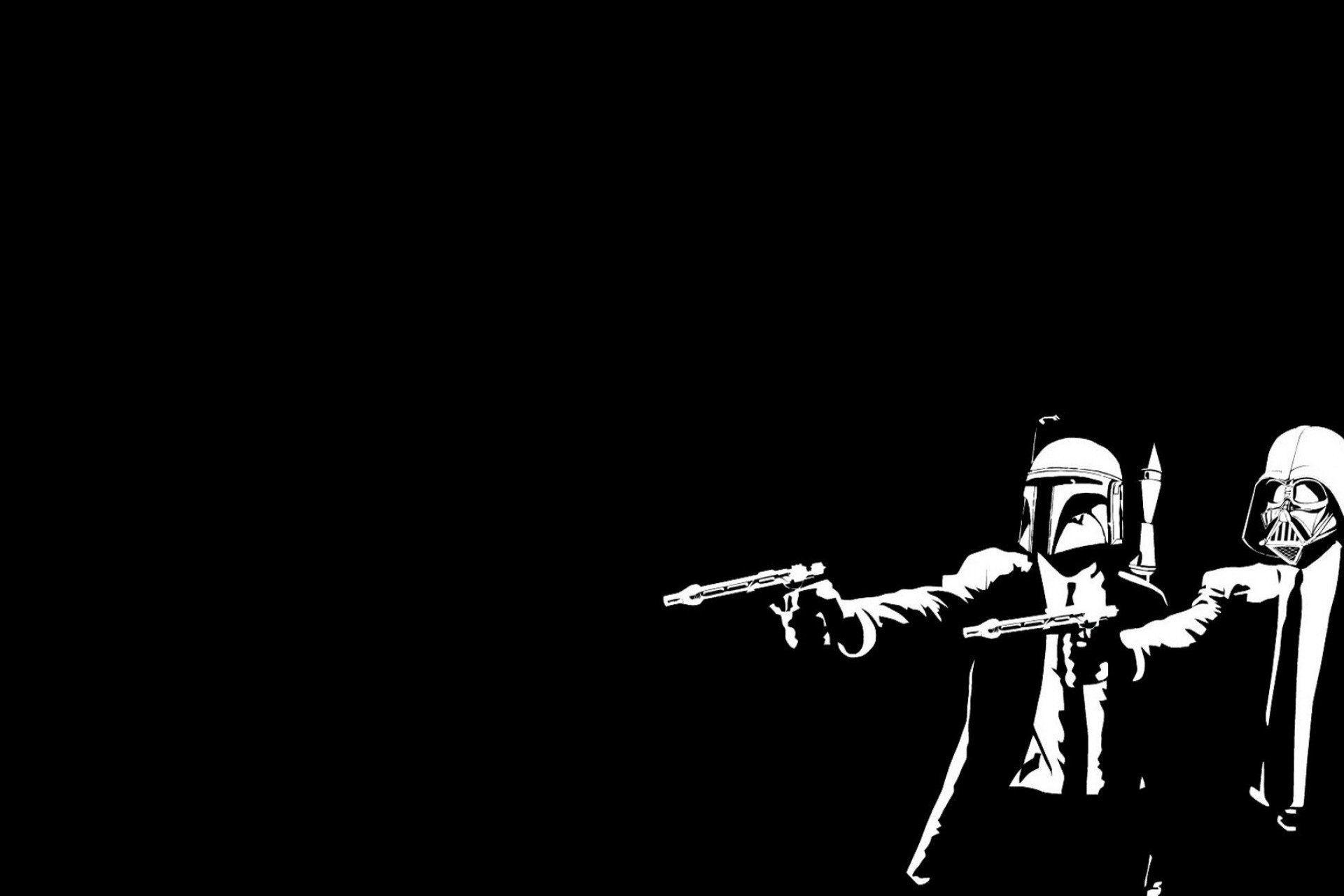 Star Wars Minimalist HD 1080 wallpaper