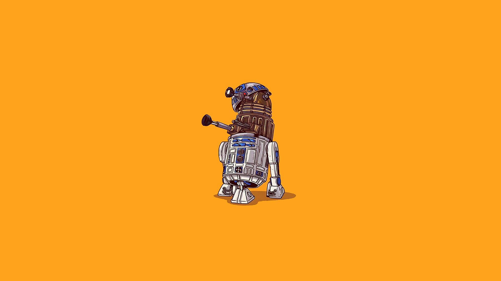 Star Wars Minimalist Wallpaper and Background