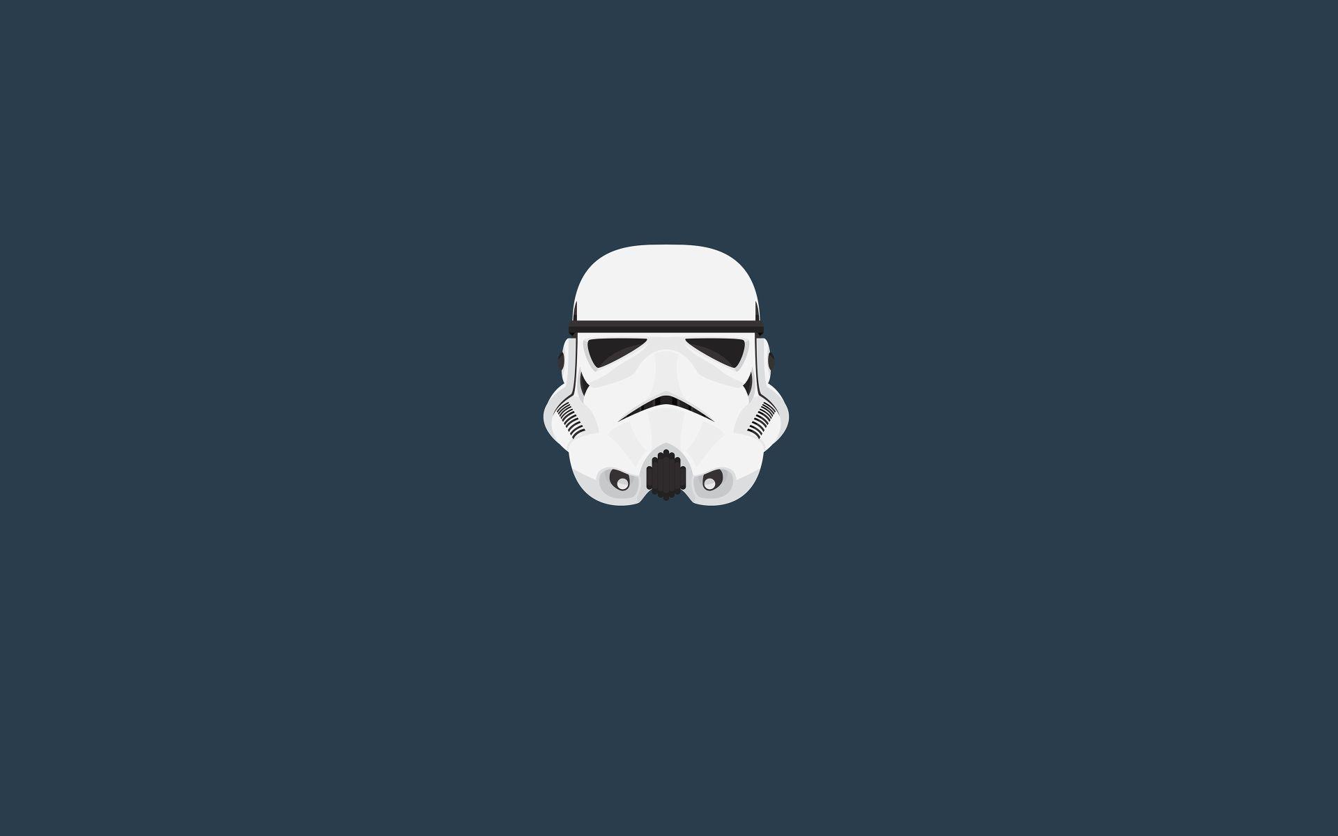 Star Wars Minimalist Background