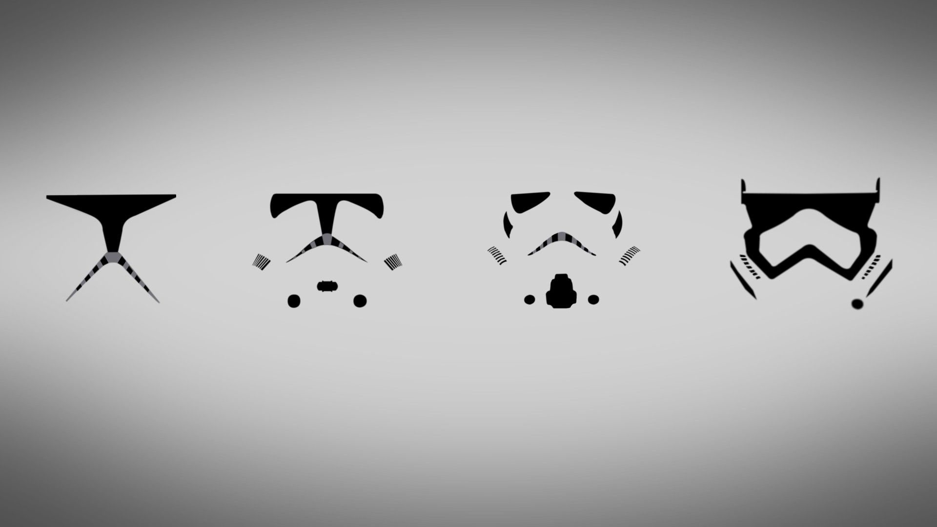 Star Wars Minimalist Free Download Wallpaper