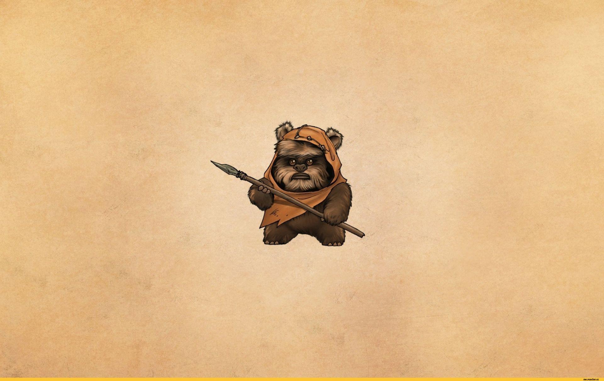 Star Wars Minimalist wallpaper download