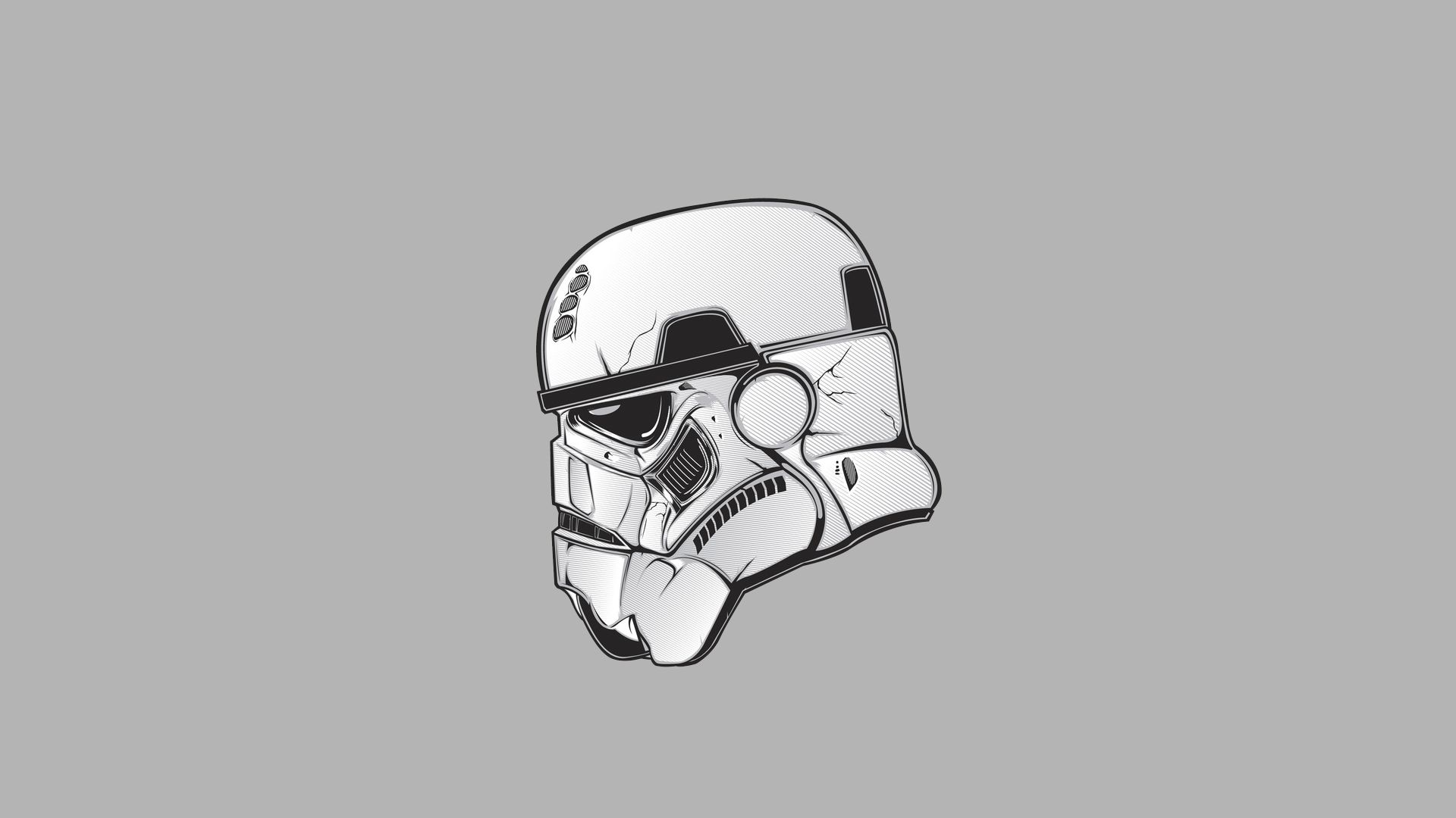 Star Wars Minimalist Picture