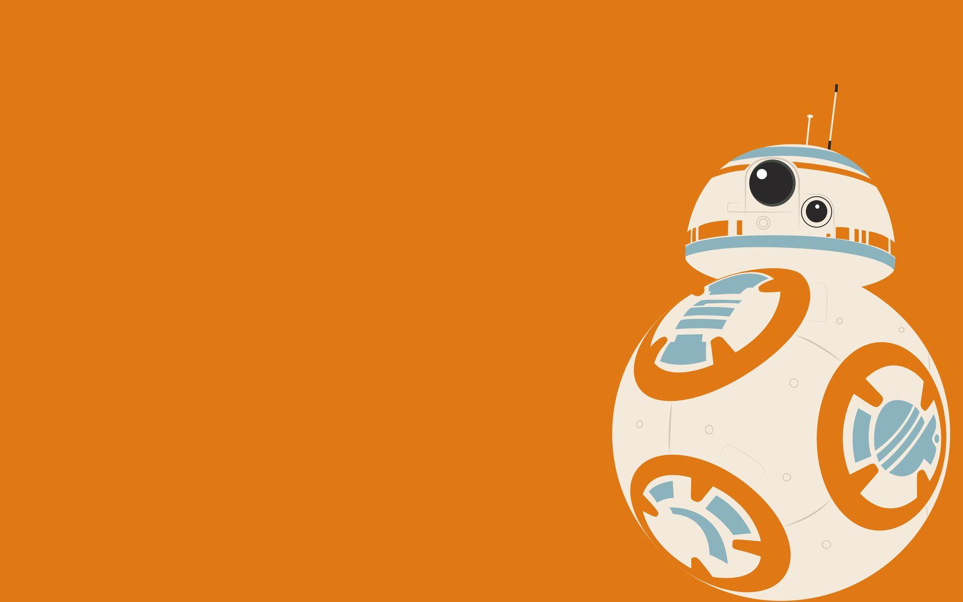 Star Wars Minimalist pc wallpaper