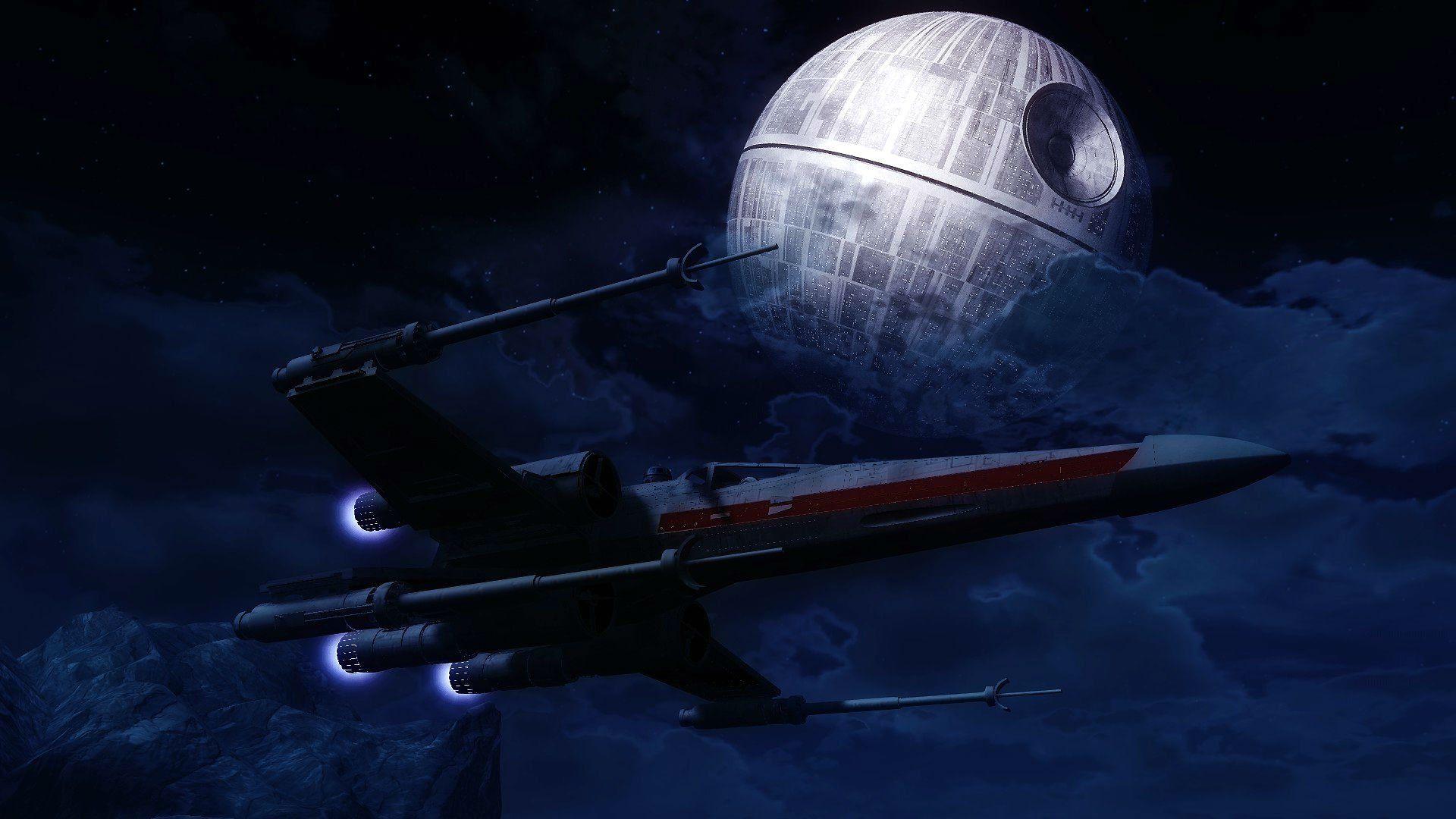 Star Wars Screensaver Nice Wallpaper