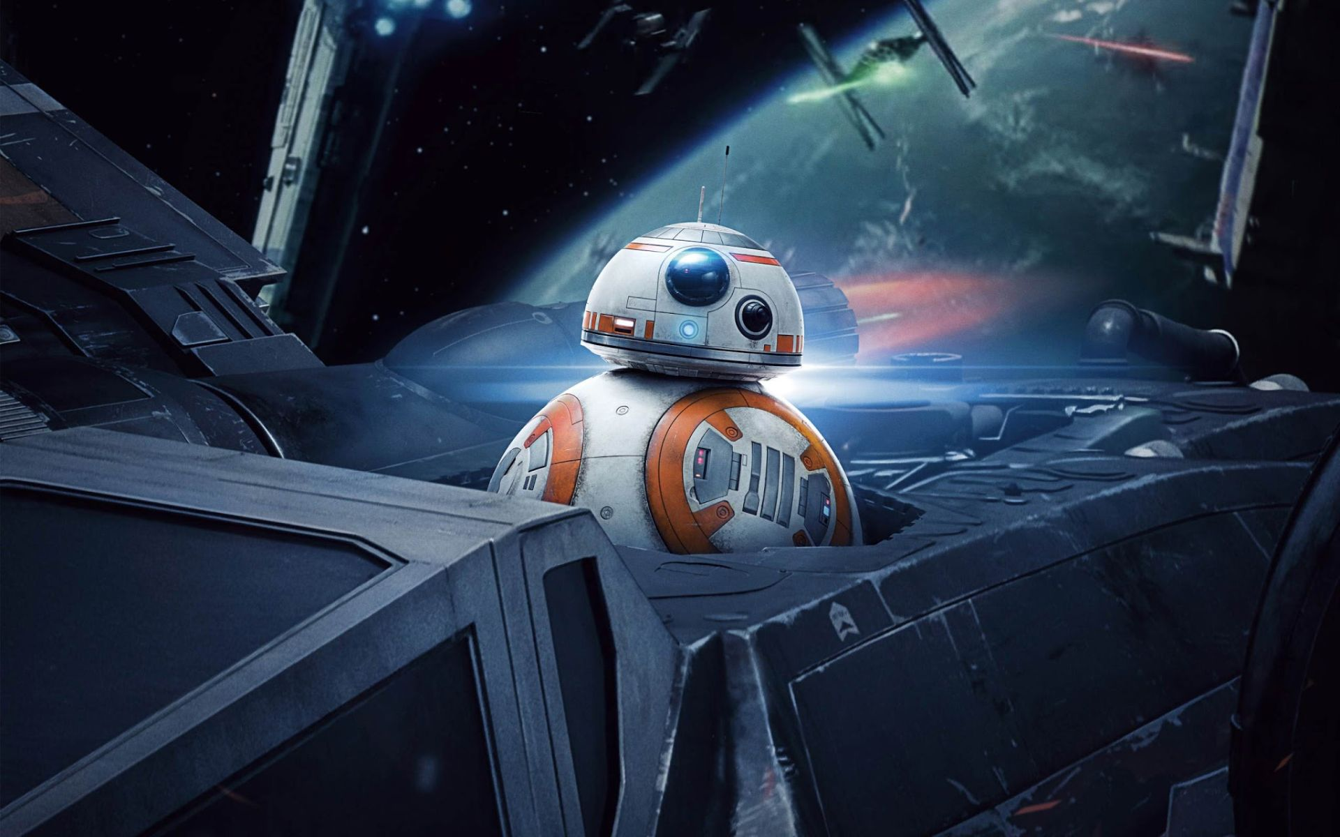 34 Star Wars Screensaver Wallpapers Wallpaperboat