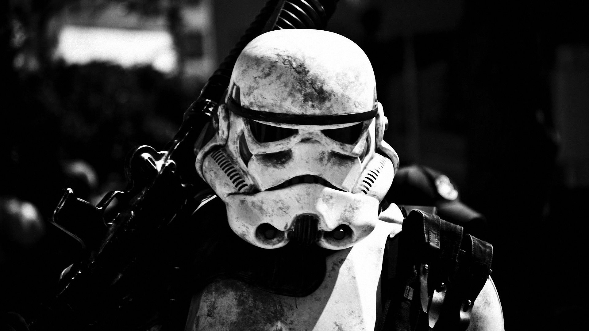 Star Wars Screensaver desktop wallpaper