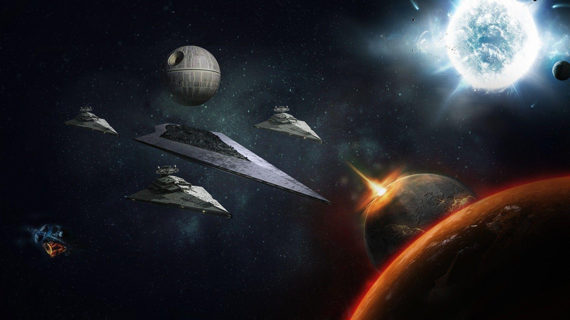 Star Wars Screensaver wallpaper download